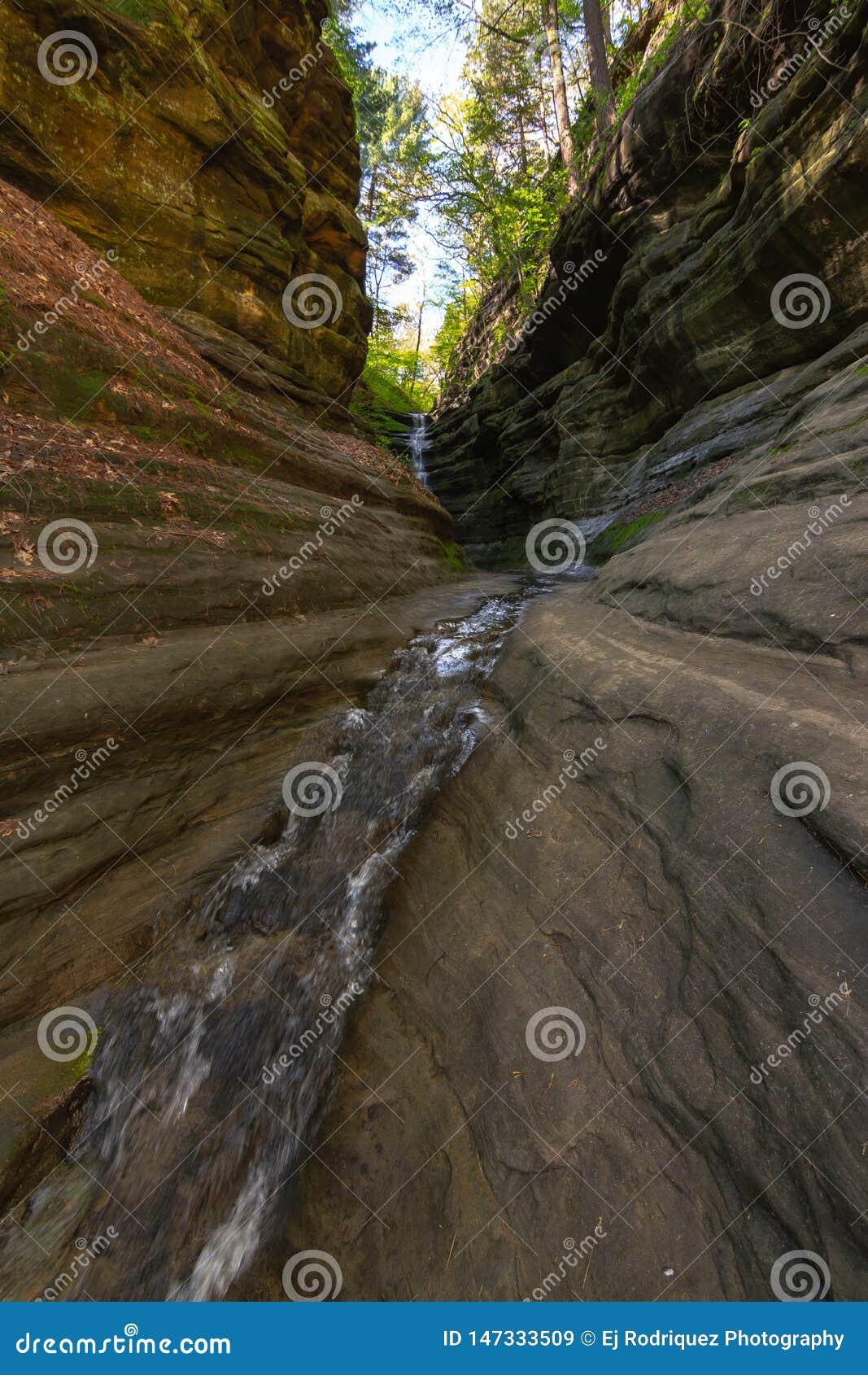 Французский каньон