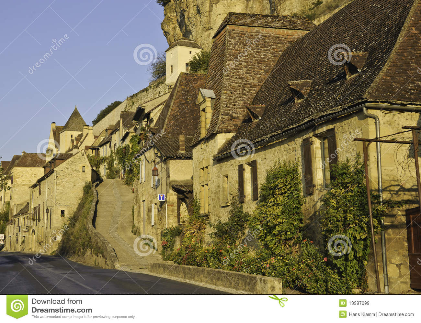 французское привлекательно старомодный село