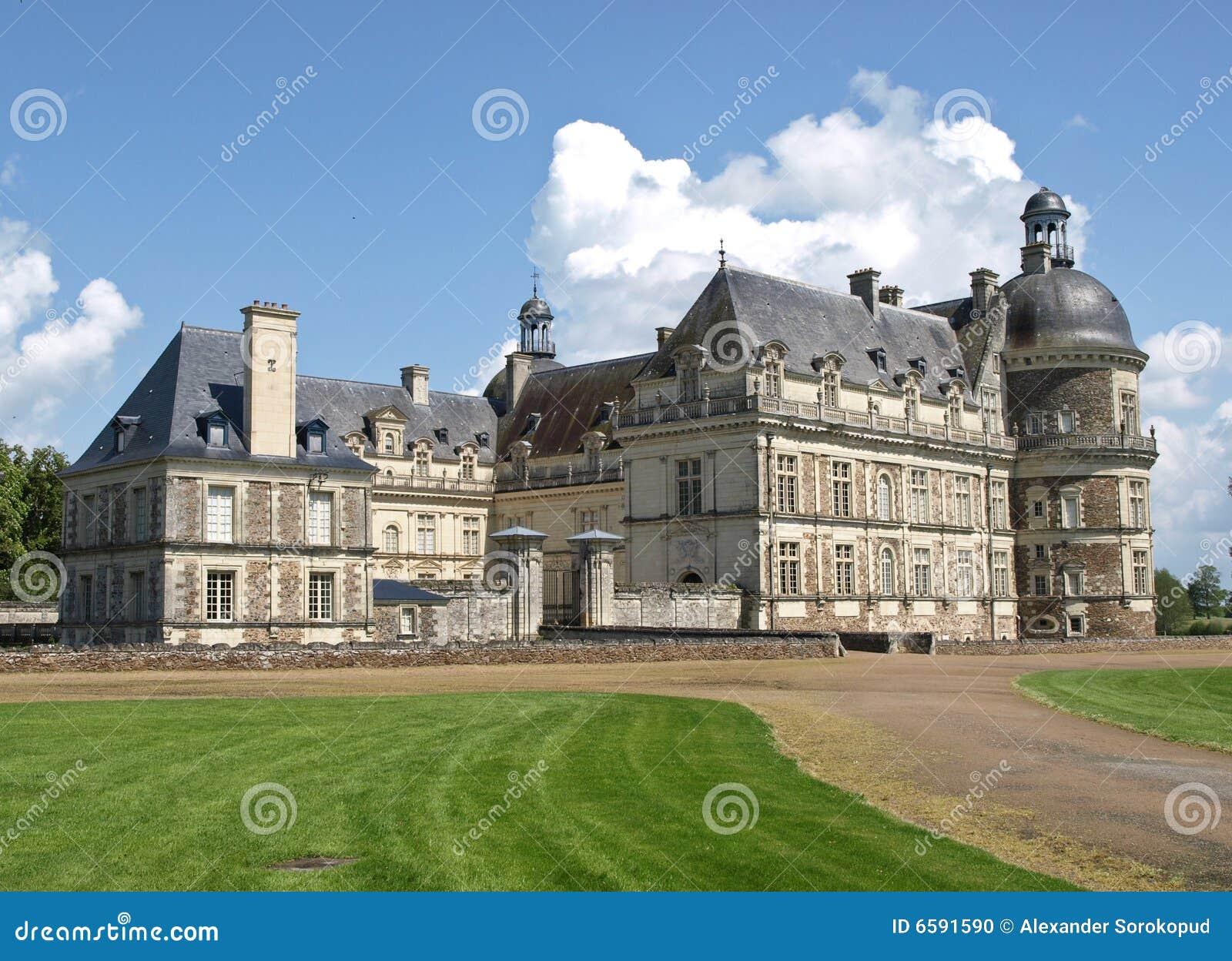 франчуз замока