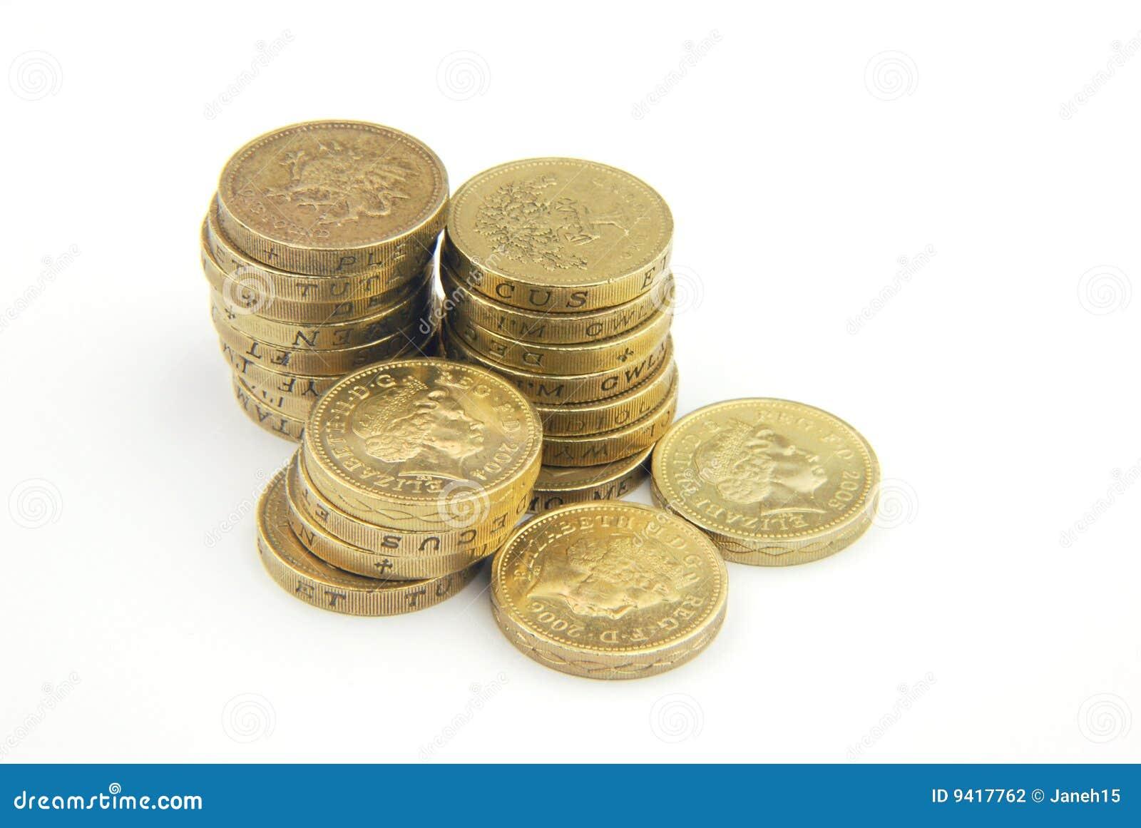 фунт Великобритания монеток