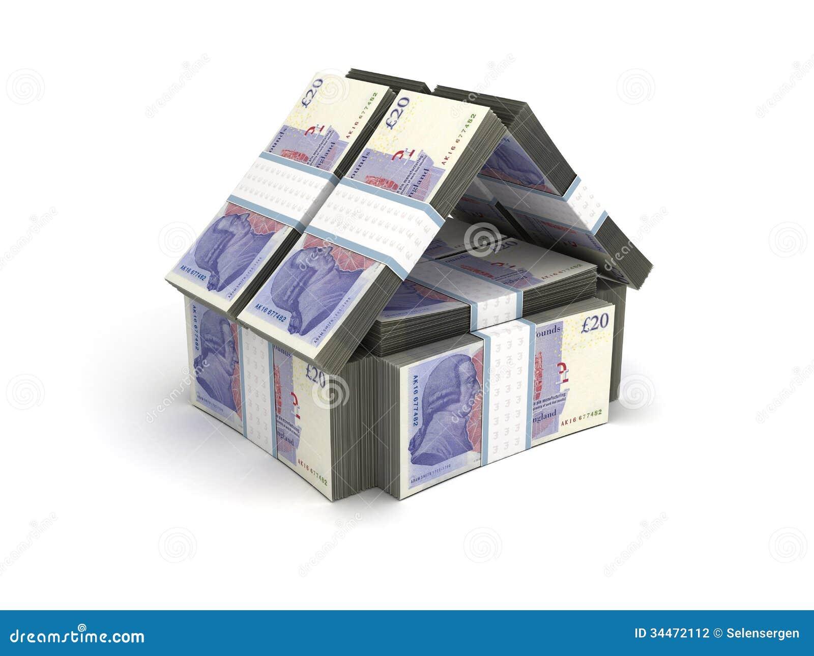 Фунт принципиальной схемы недвижимости