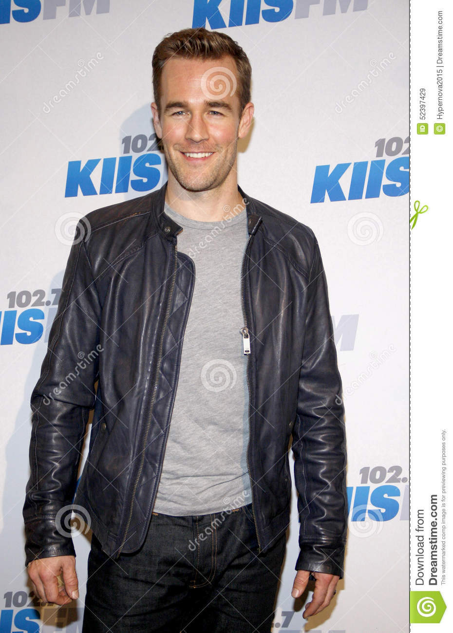 фургон james der beek