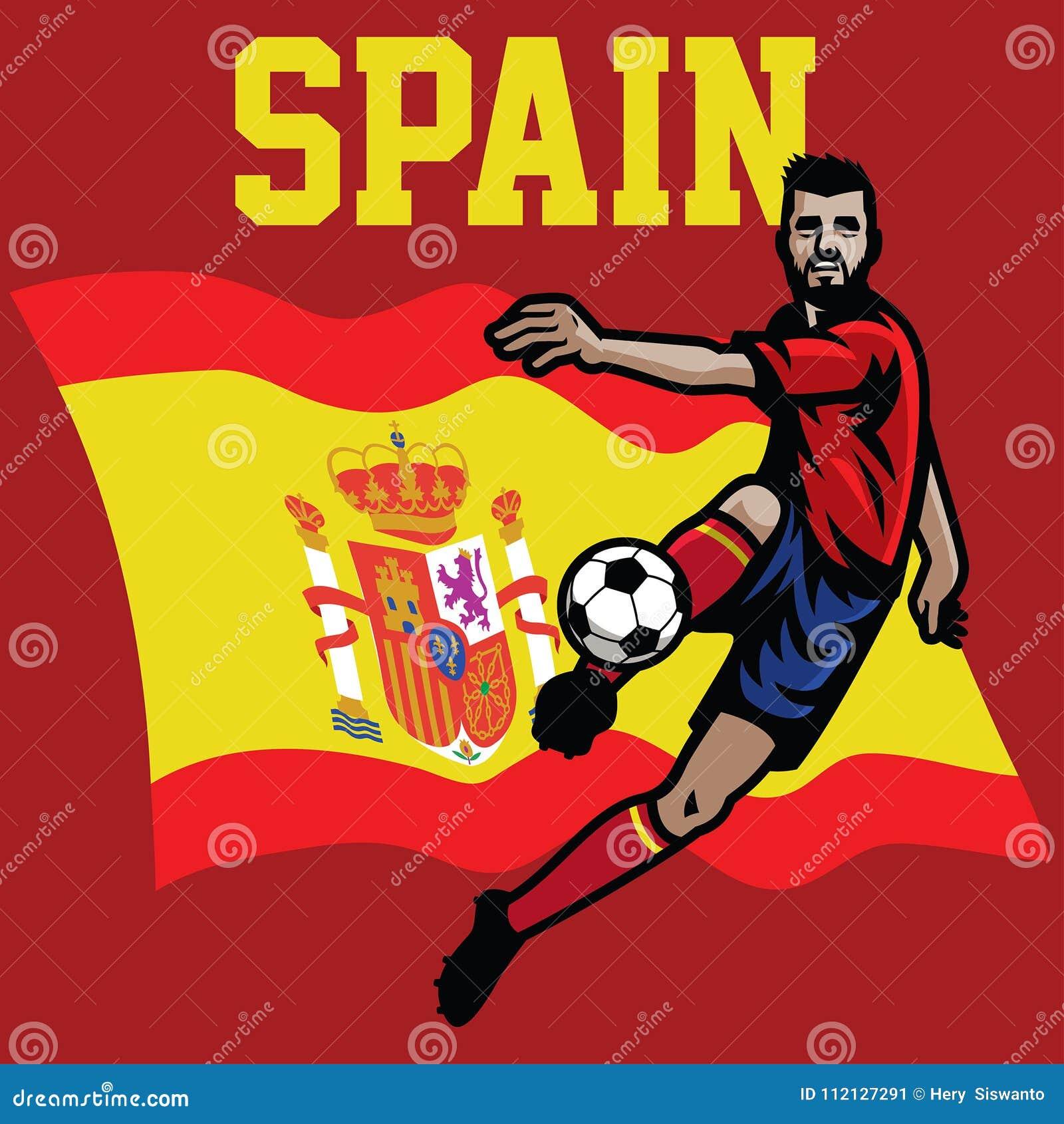 Футболист испании фото