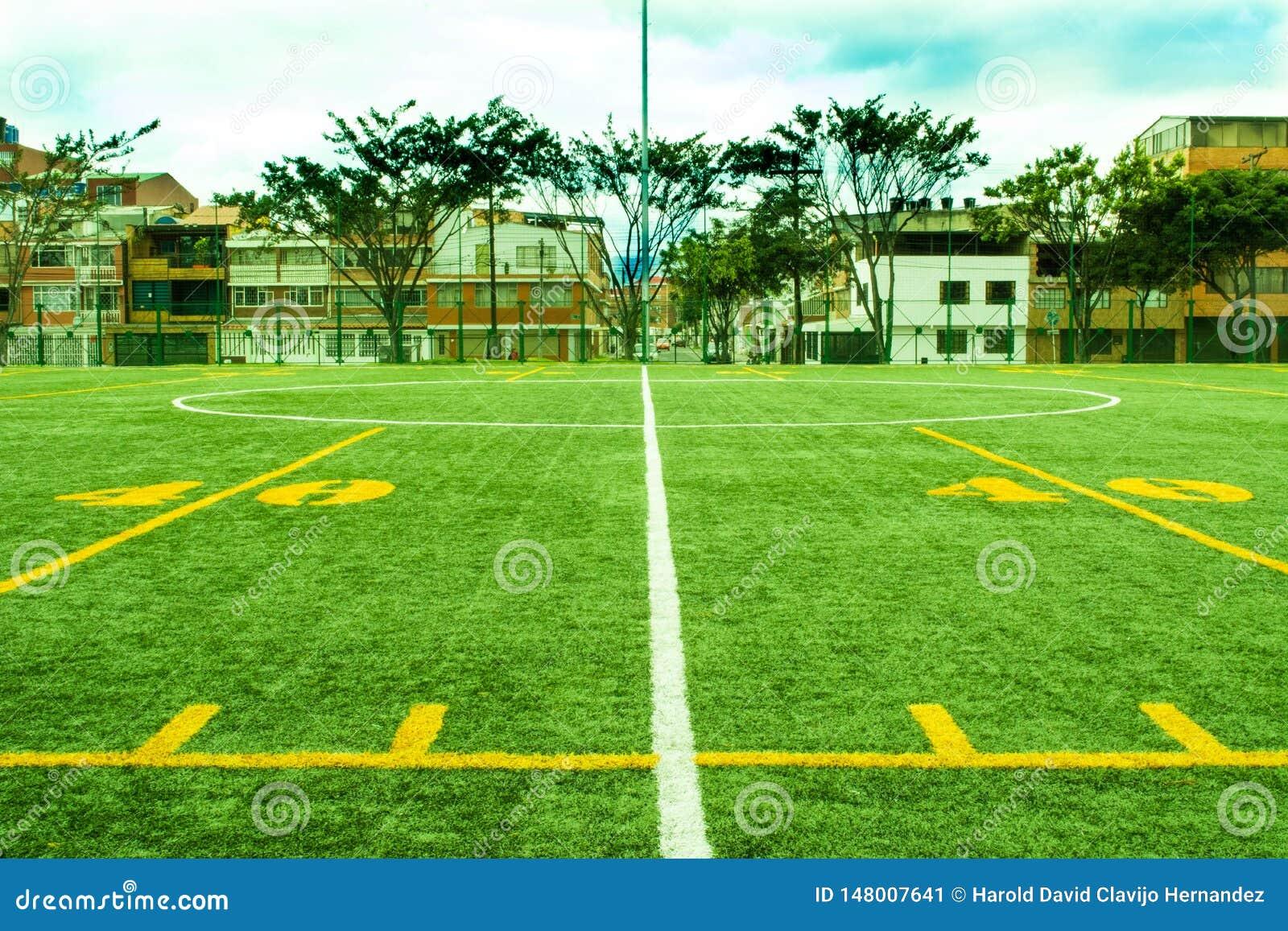 Футбол и футбольное поле