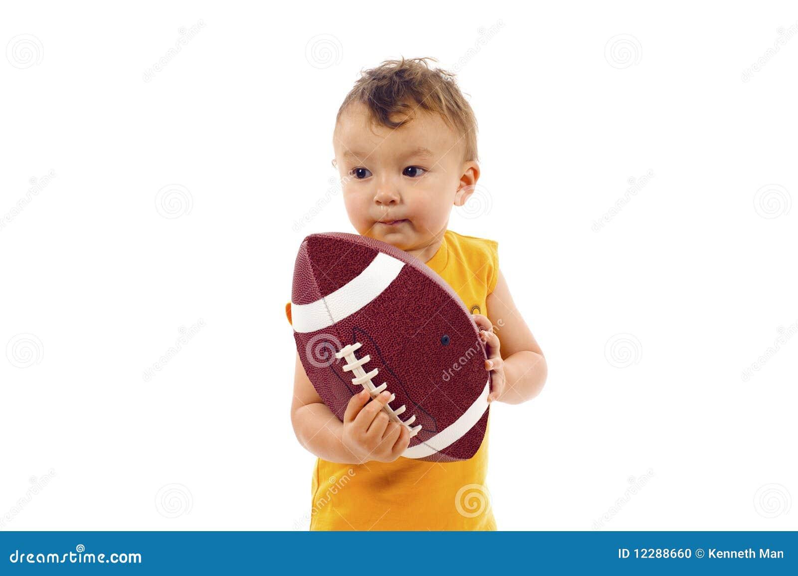 футбол младенца