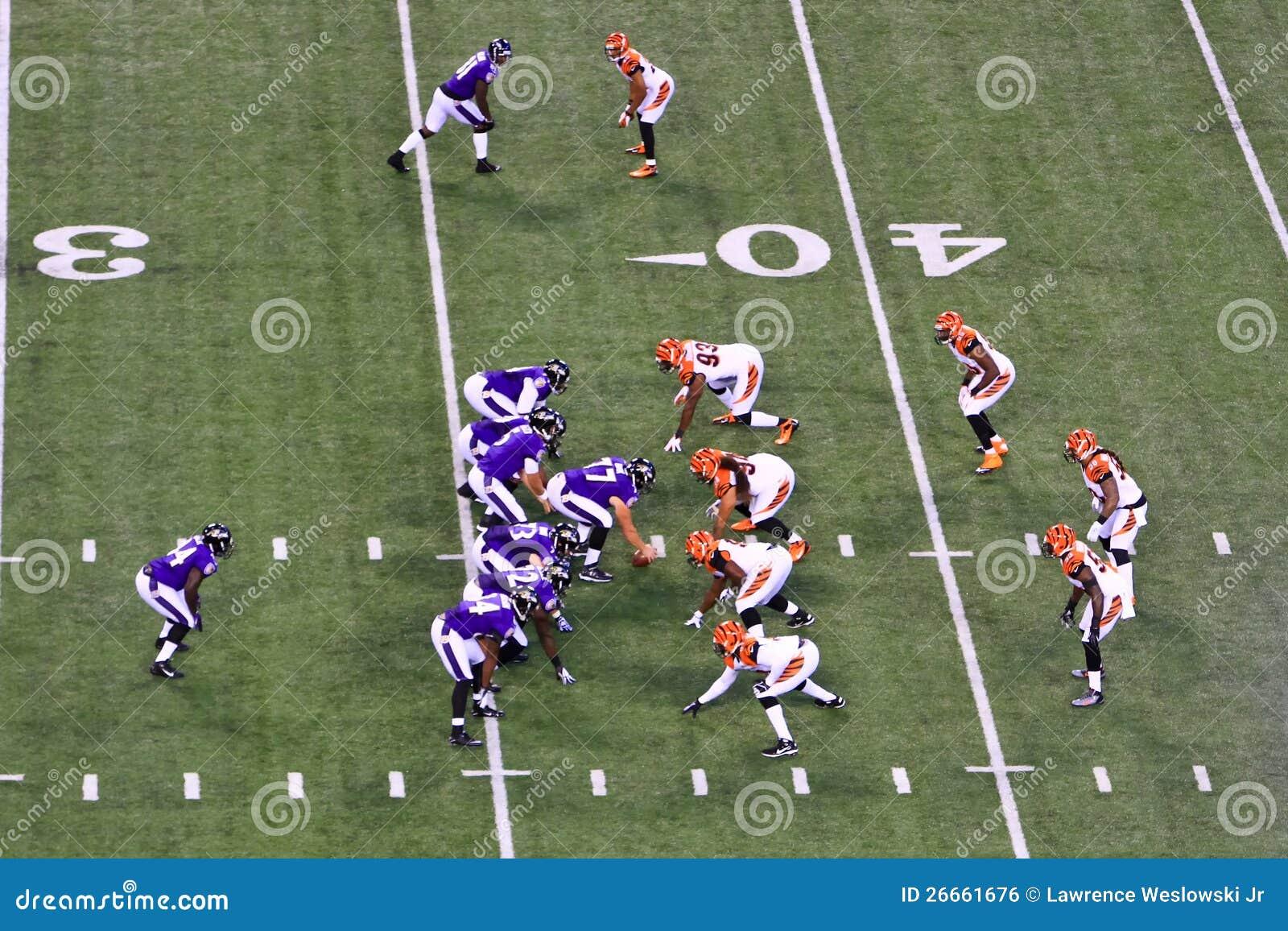 Футбол 7 NFL в коробке, 1 задней части хода
