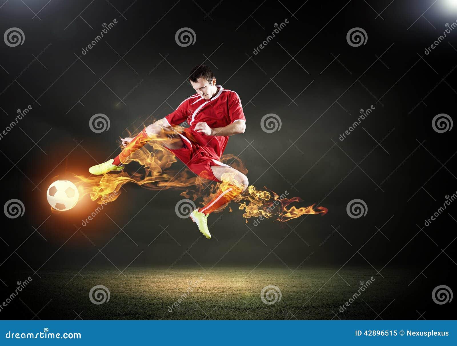 Футболист