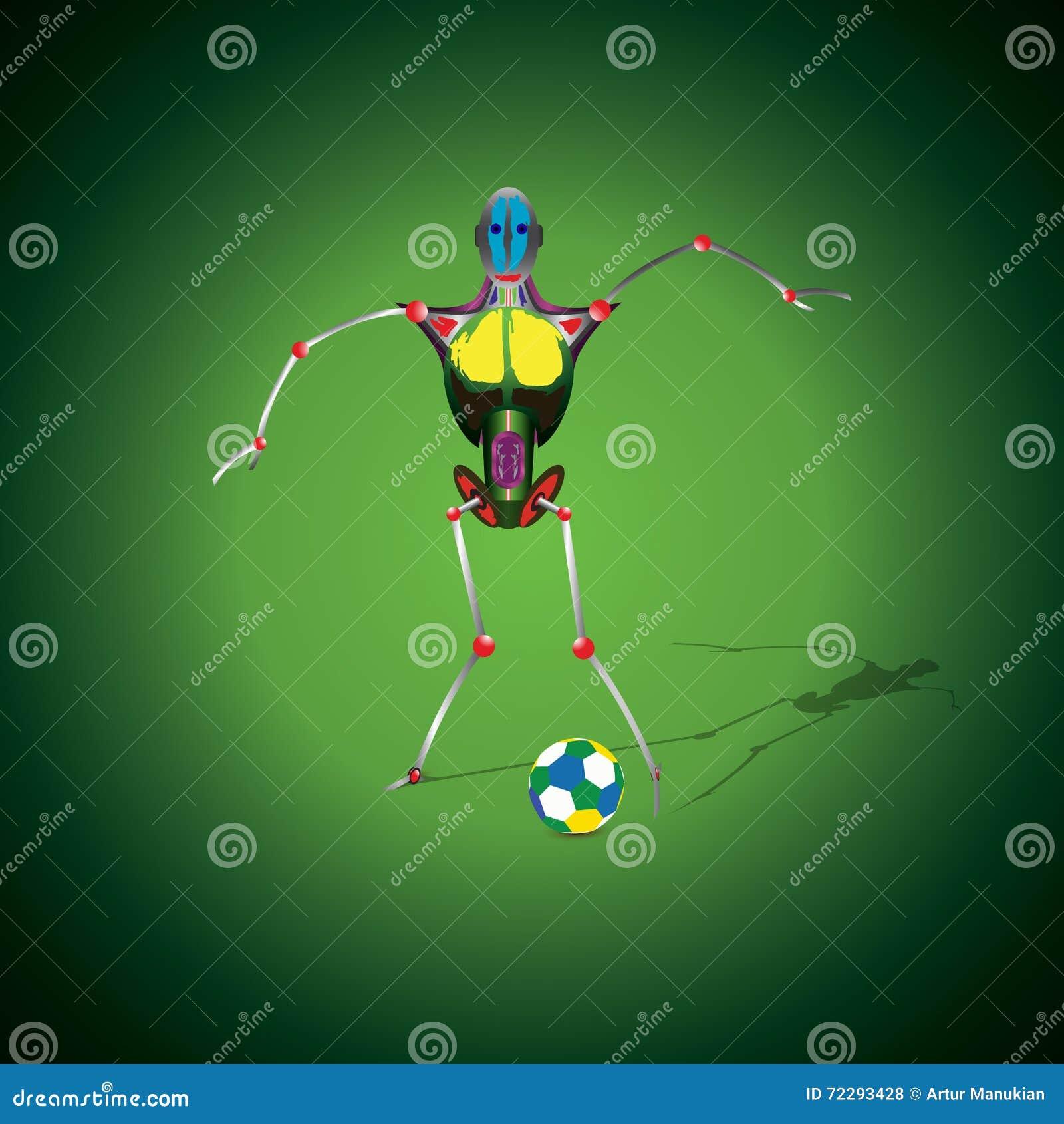 Download Футбол-Мир-чашка- иллюстрация вектора. иллюстрации насчитывающей конкуренция - 72293428