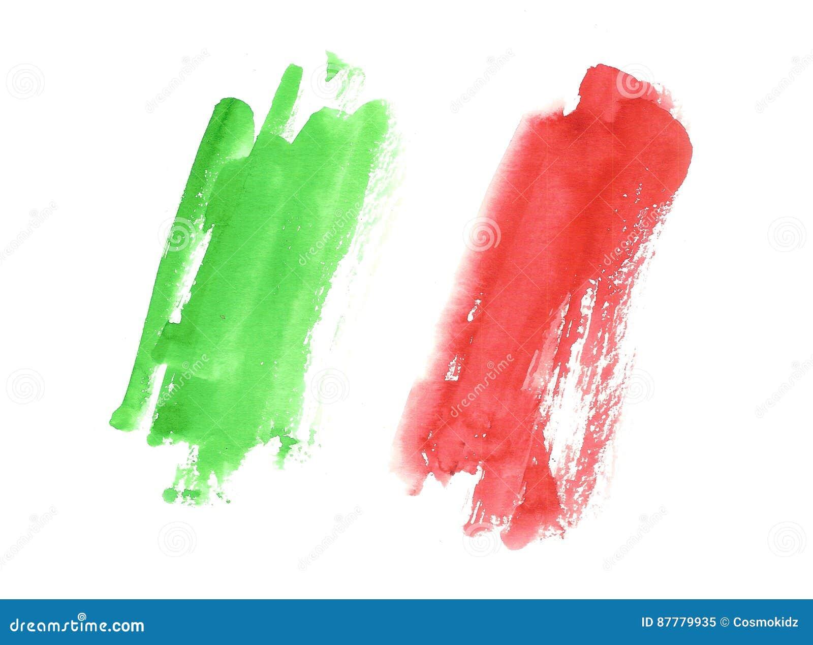 Gelati tricolore italiana rezepte suchen for Bandera arredamenti