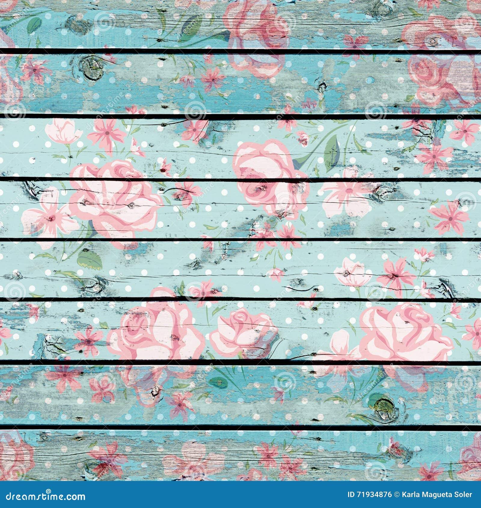 Флористическая древесина