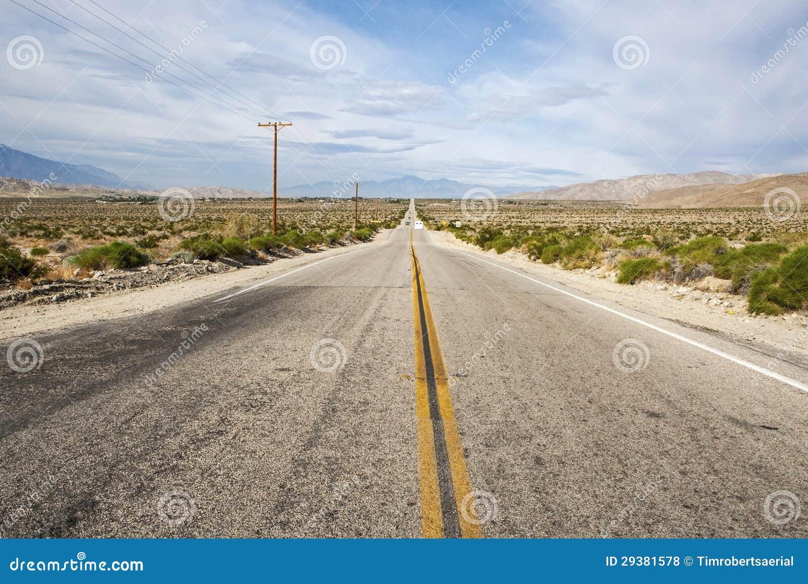 Хайвей пустыни