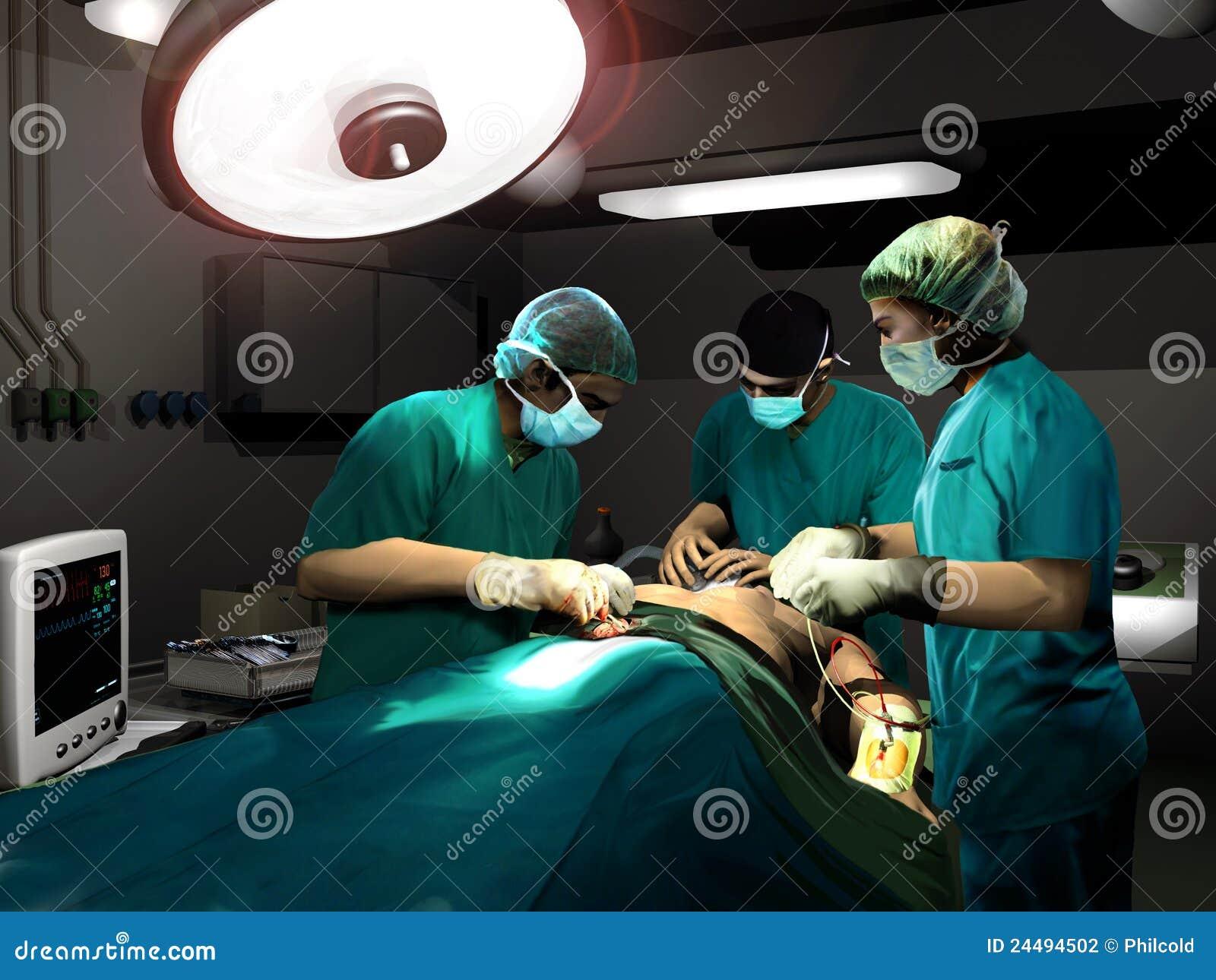 хирургия деятельности