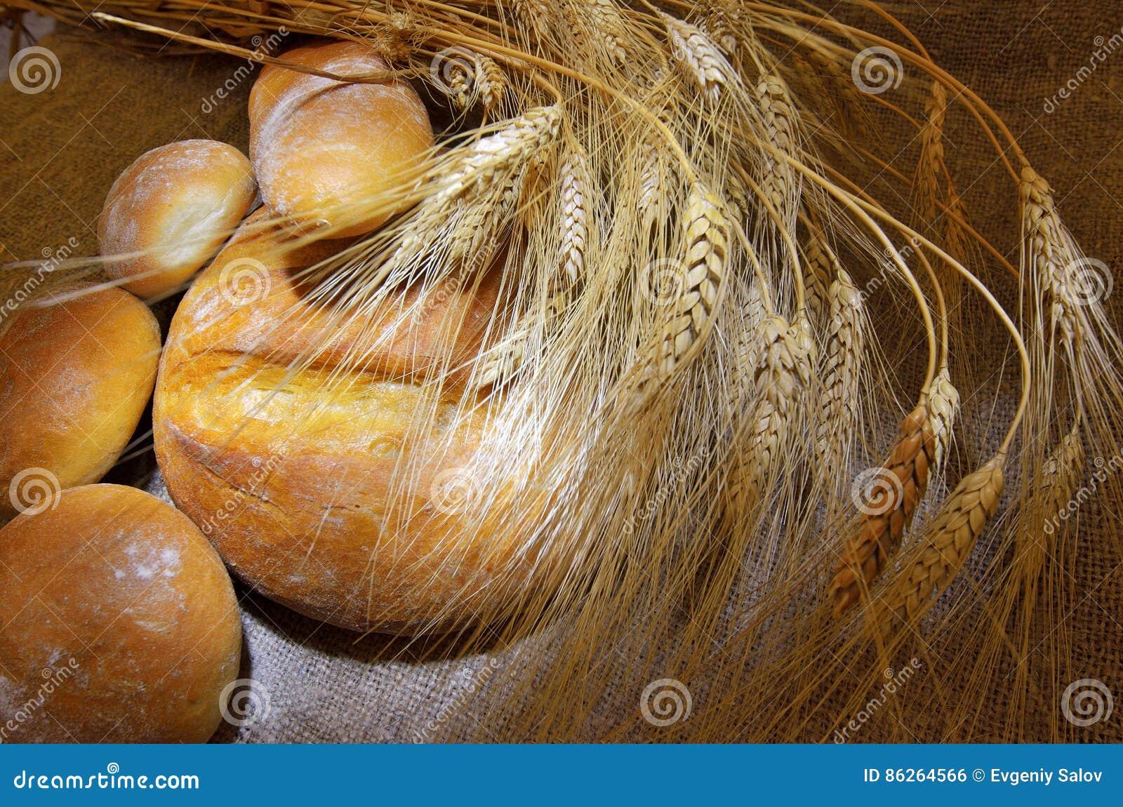 Хлеб bakersfield Завод хлебопекарни Продукция хлеба Свежий белый хлеб от печи
