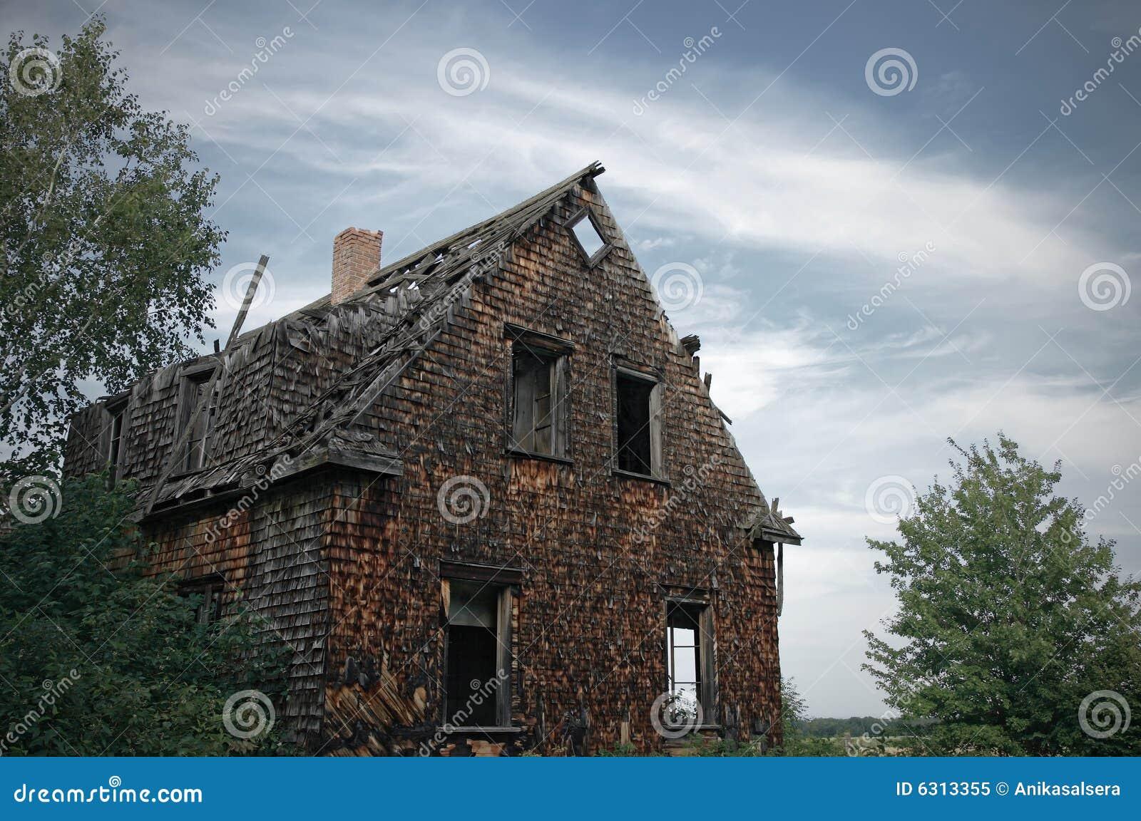 хмурая ая дом
