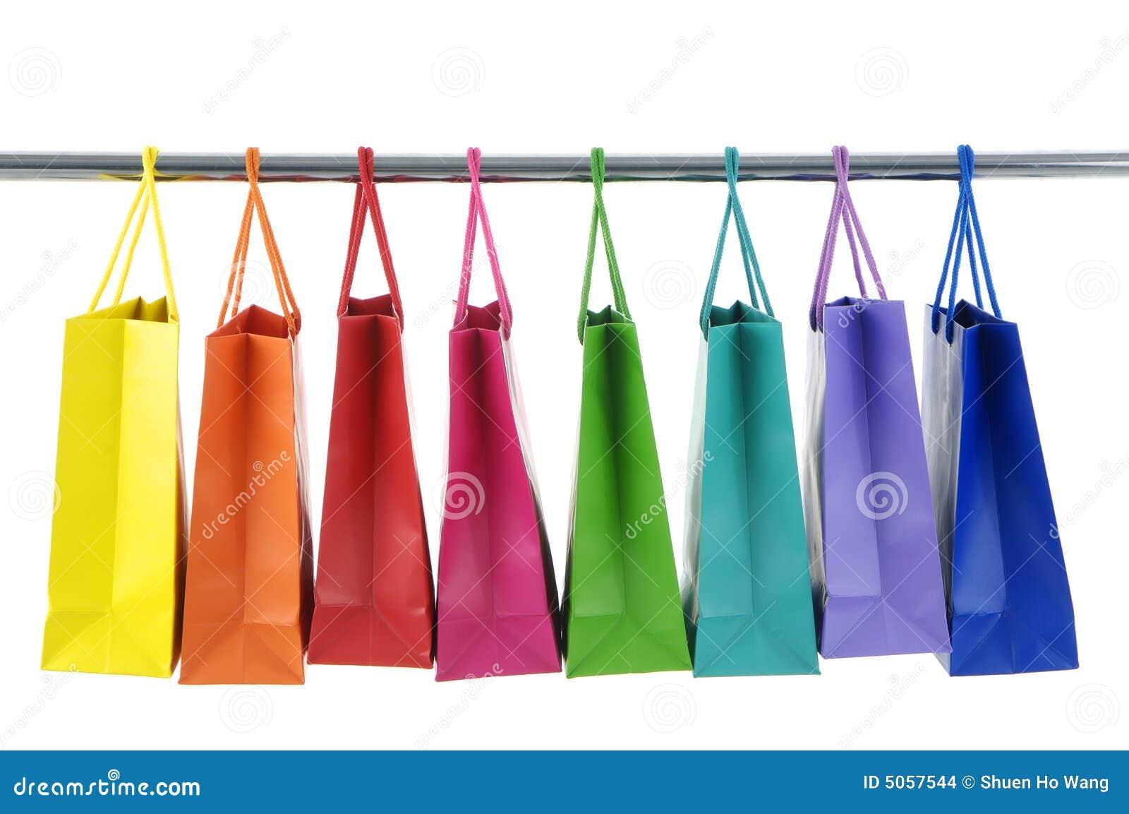 ходить по магазинам мешков