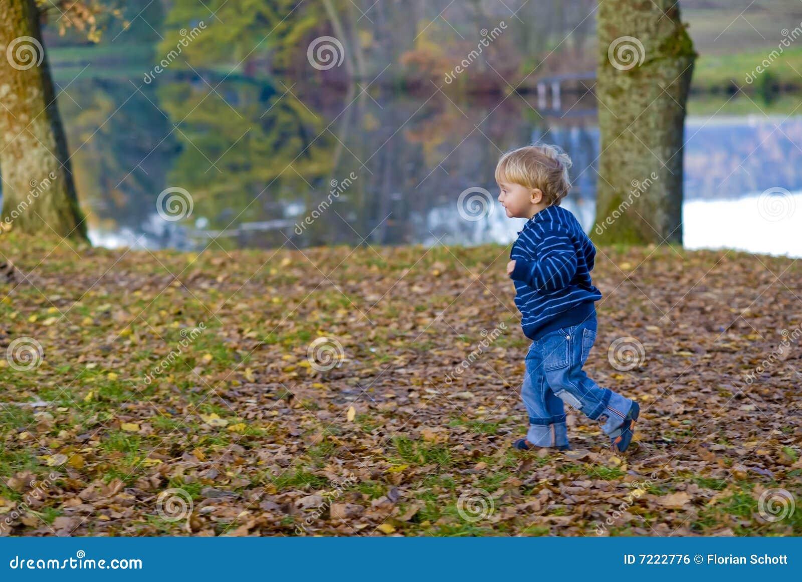 ход ребенка