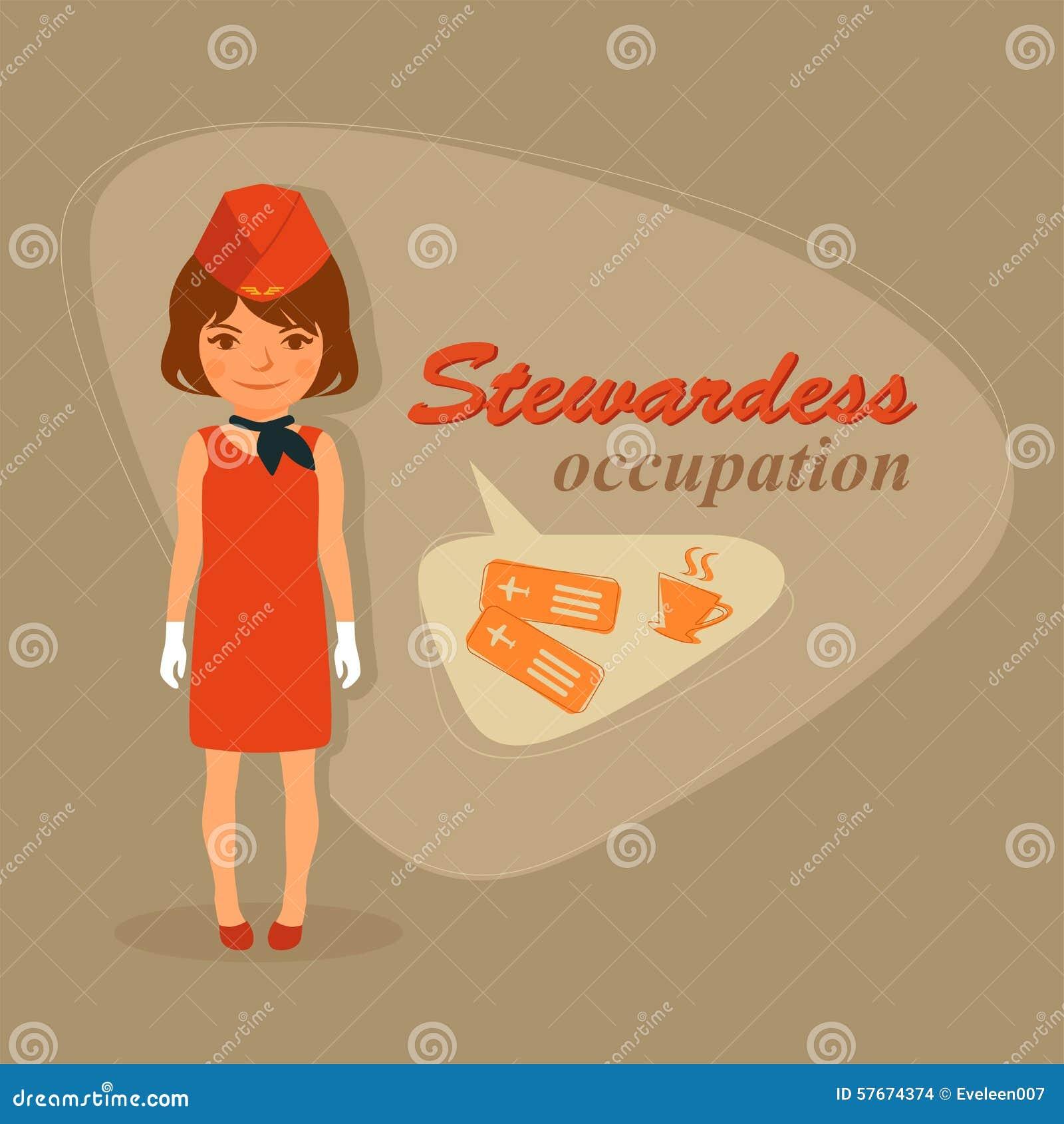 Хозяйка Stewardess