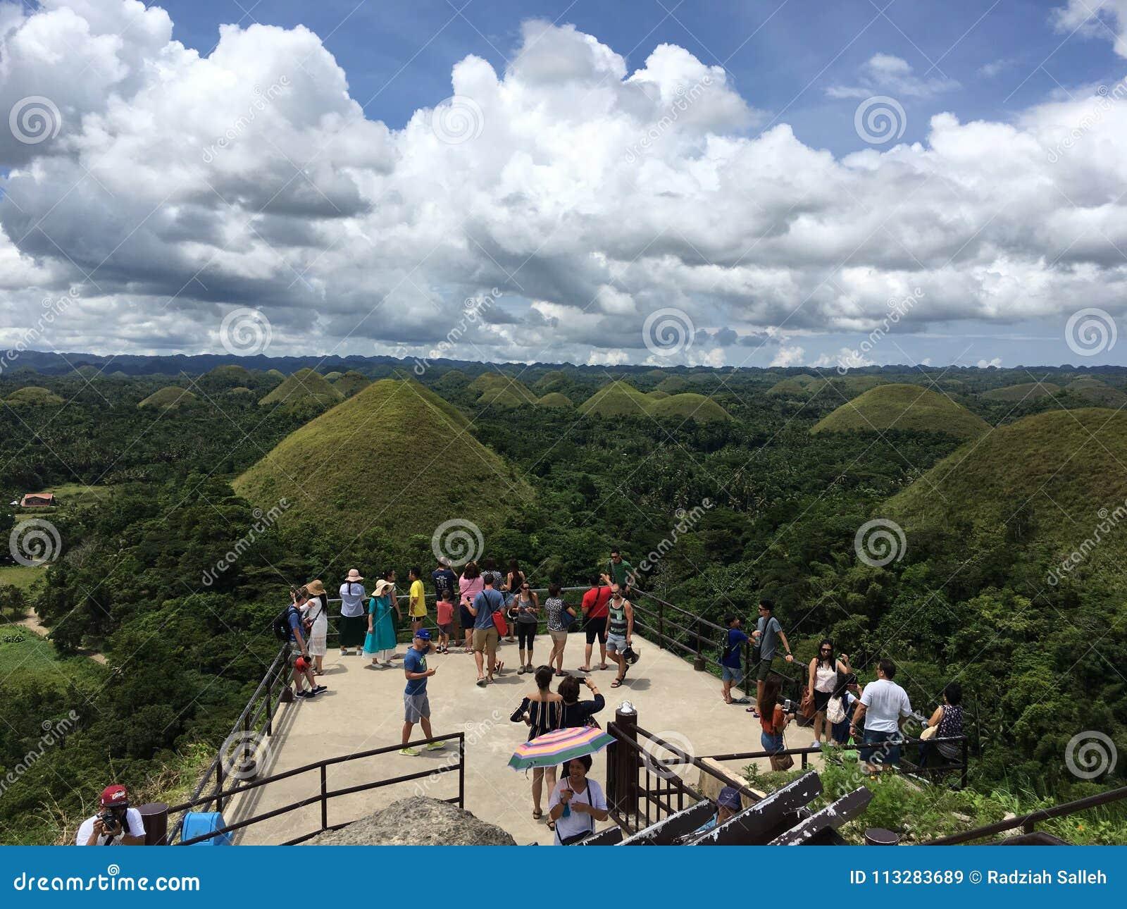 Холмы шоколада, Bohol