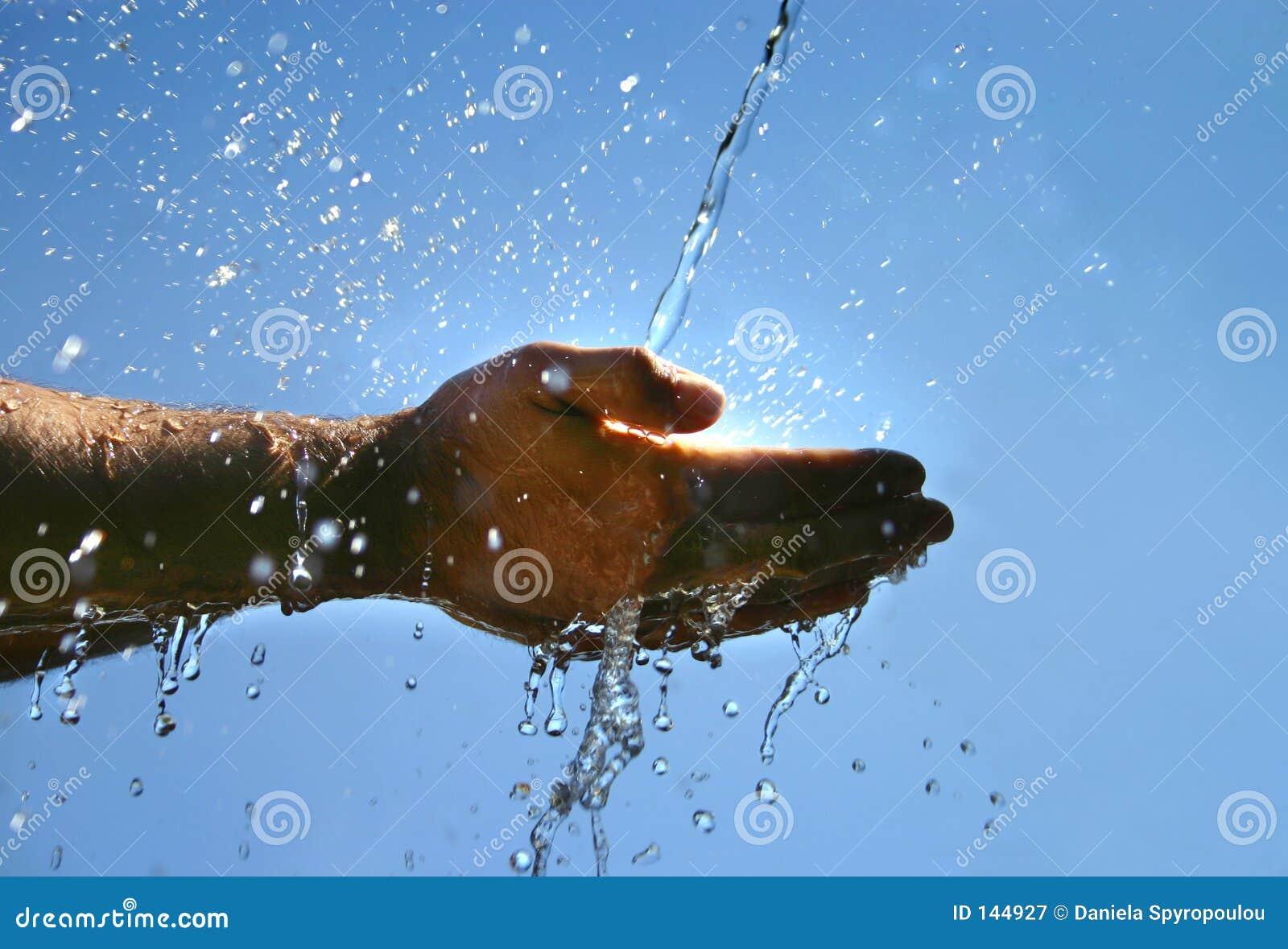 холодная вода