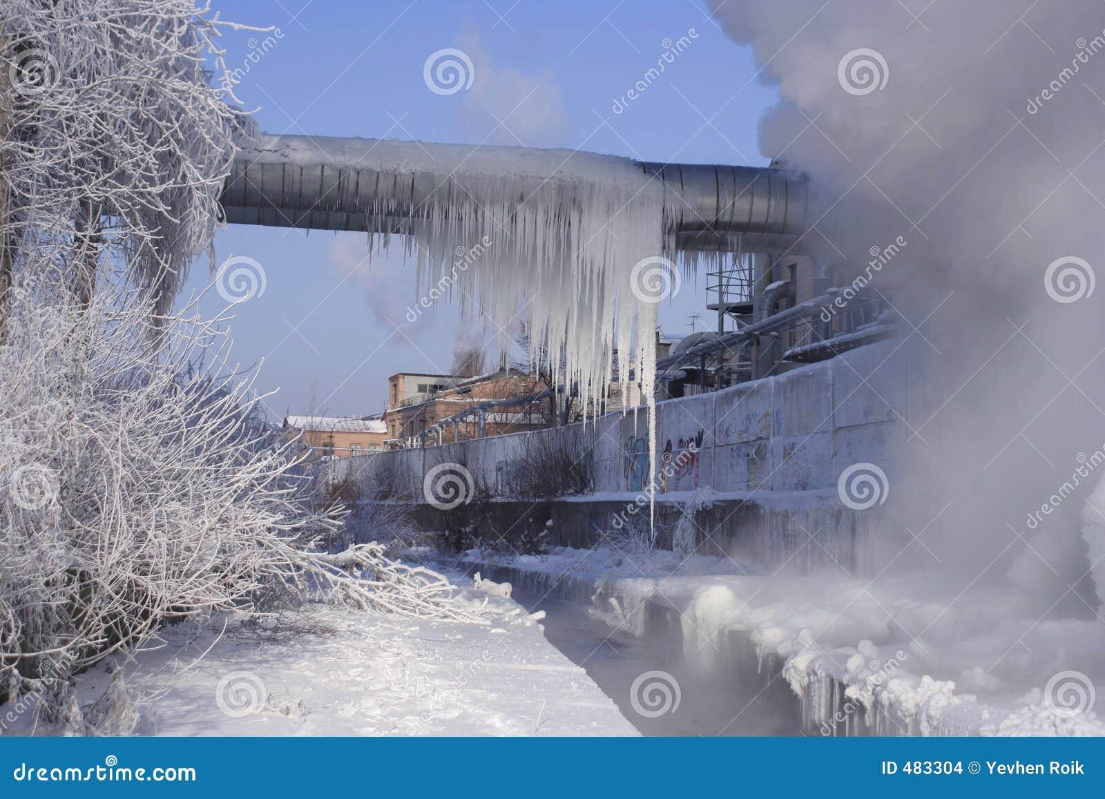 холодная фабрика