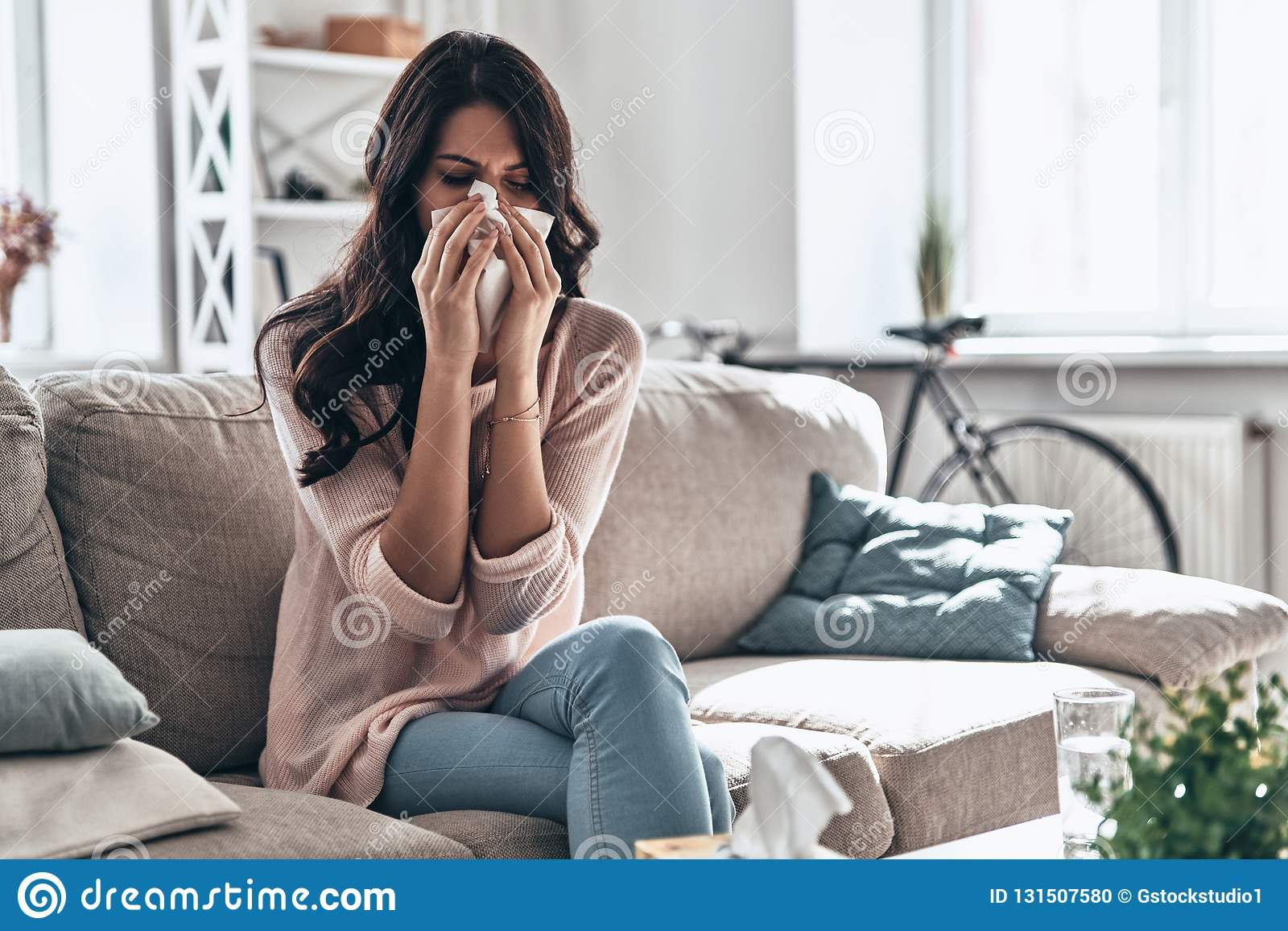 холодный грипп