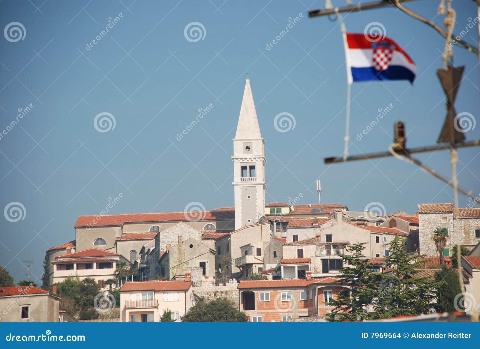 Хорватия vrsar