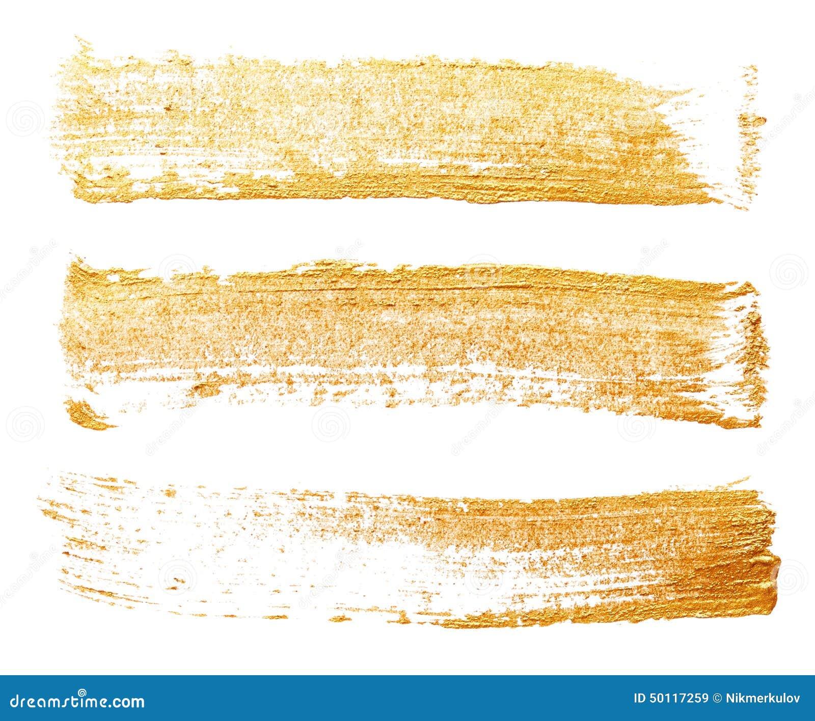 Ходы золотой краски