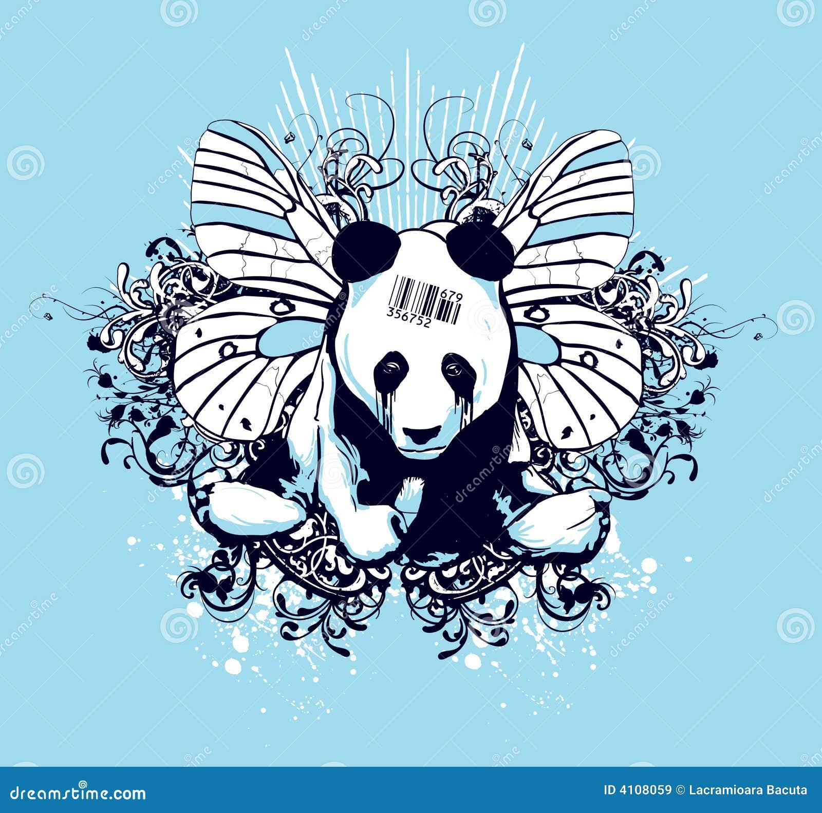 художническая панда конструкции