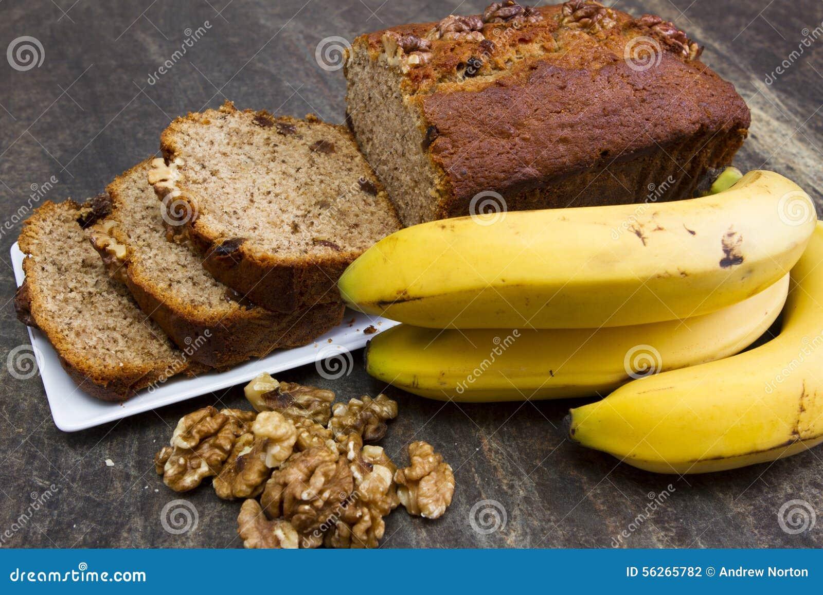 Хлеб банана