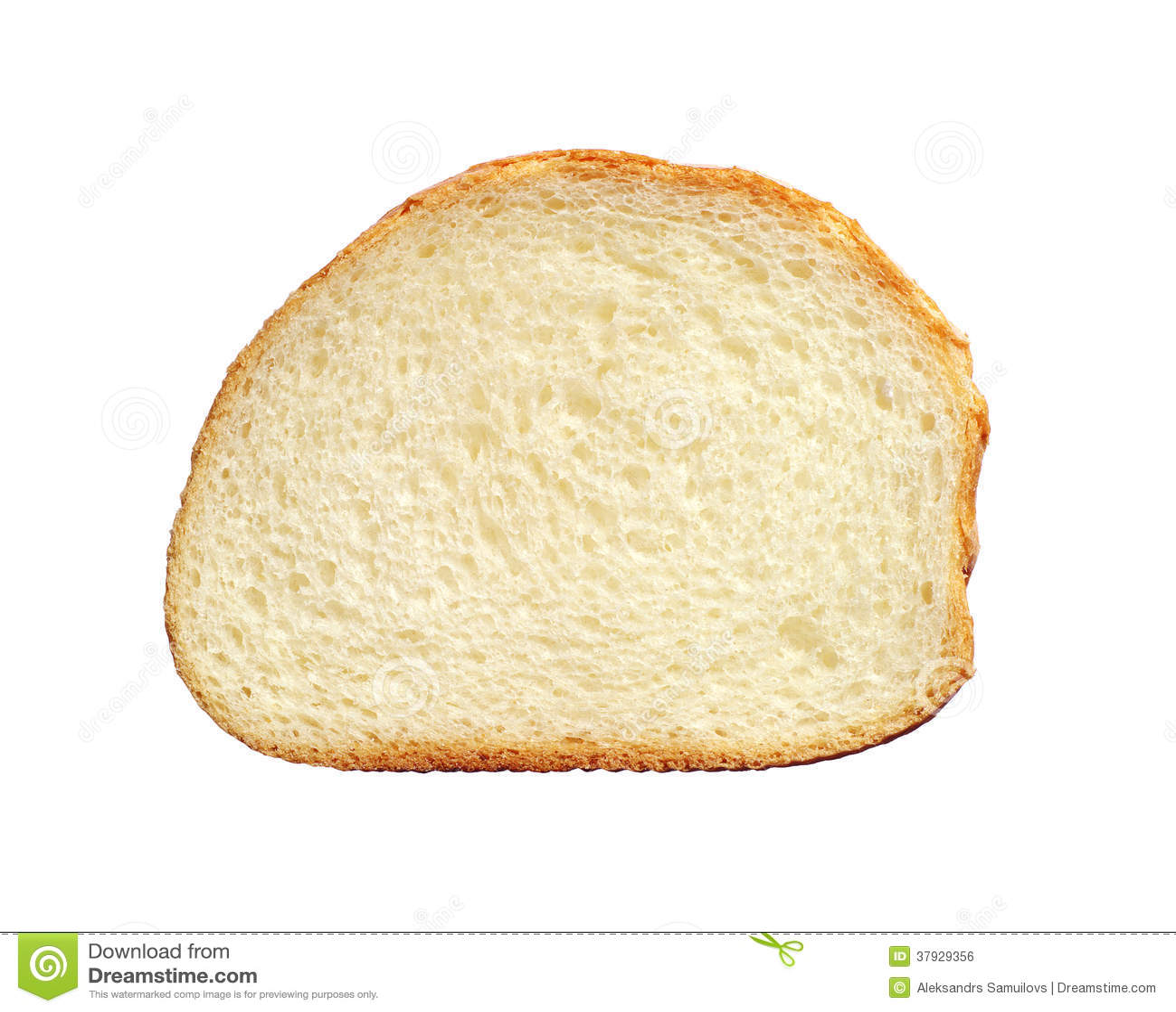 Хлеб куска белый