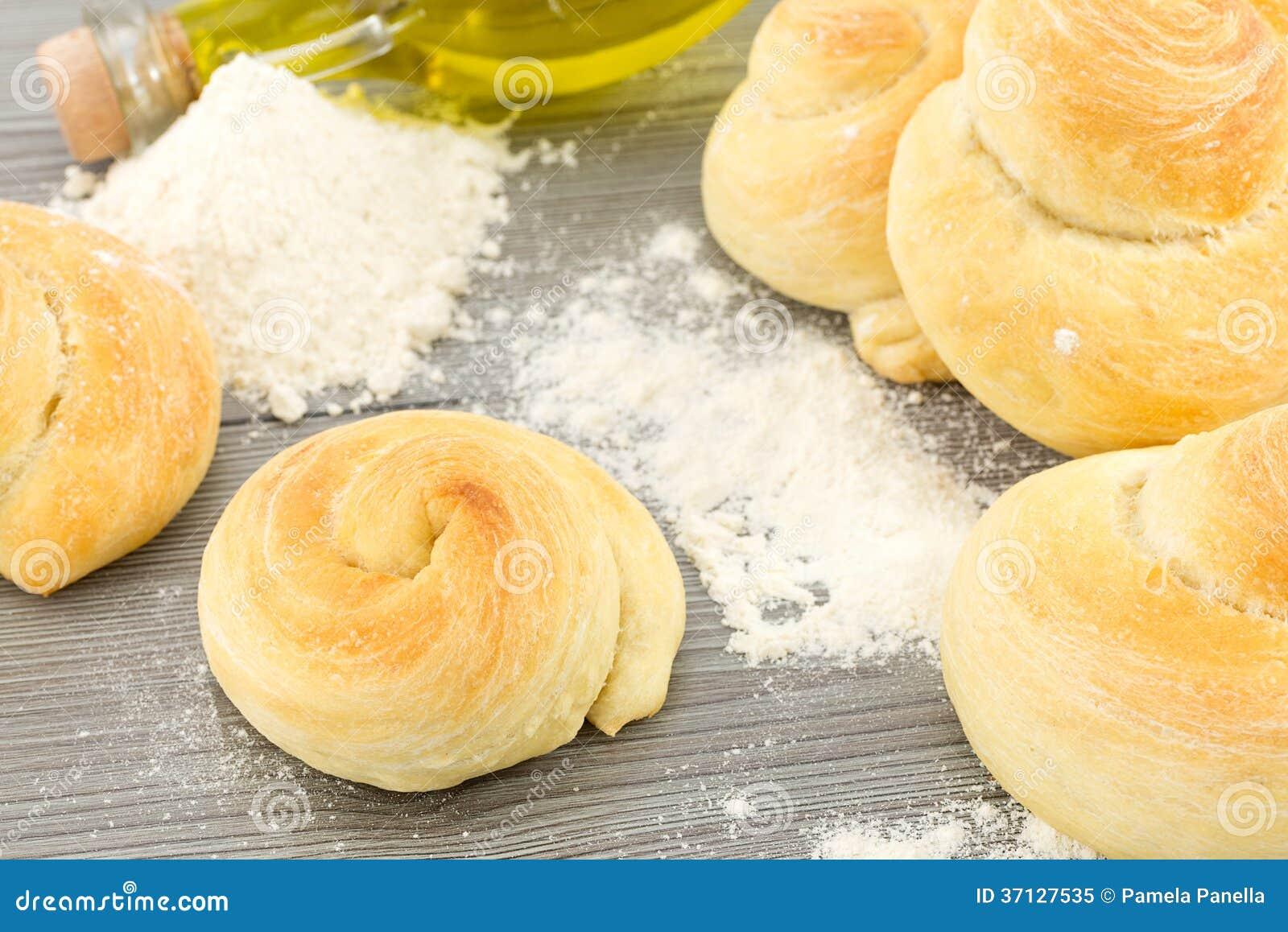Хлеб улиток