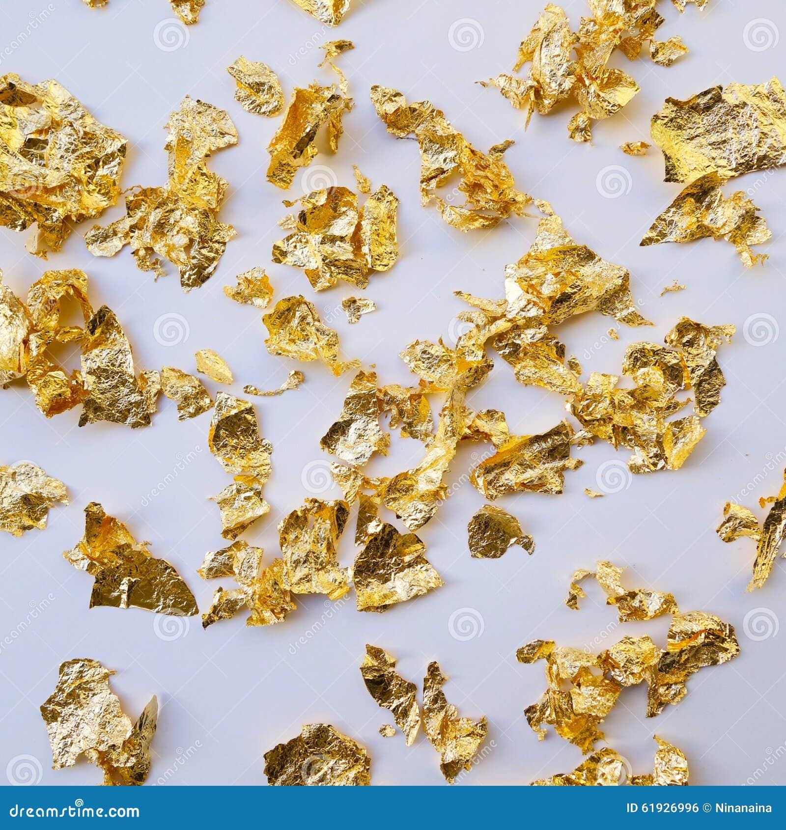 Царапины золота