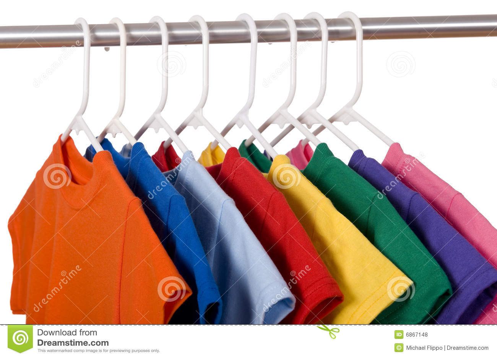 цветастая белизна рубашек t