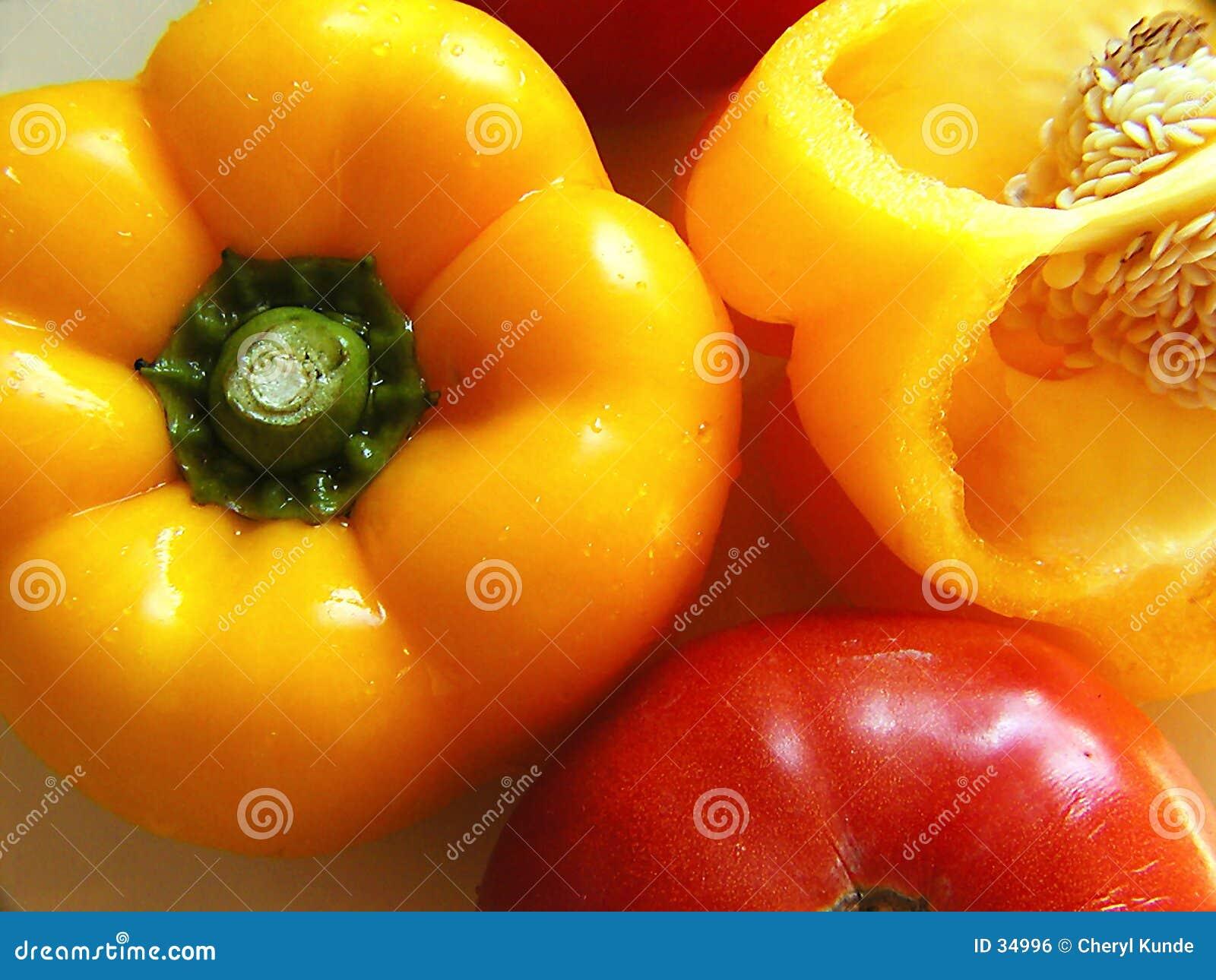 цветастая еда