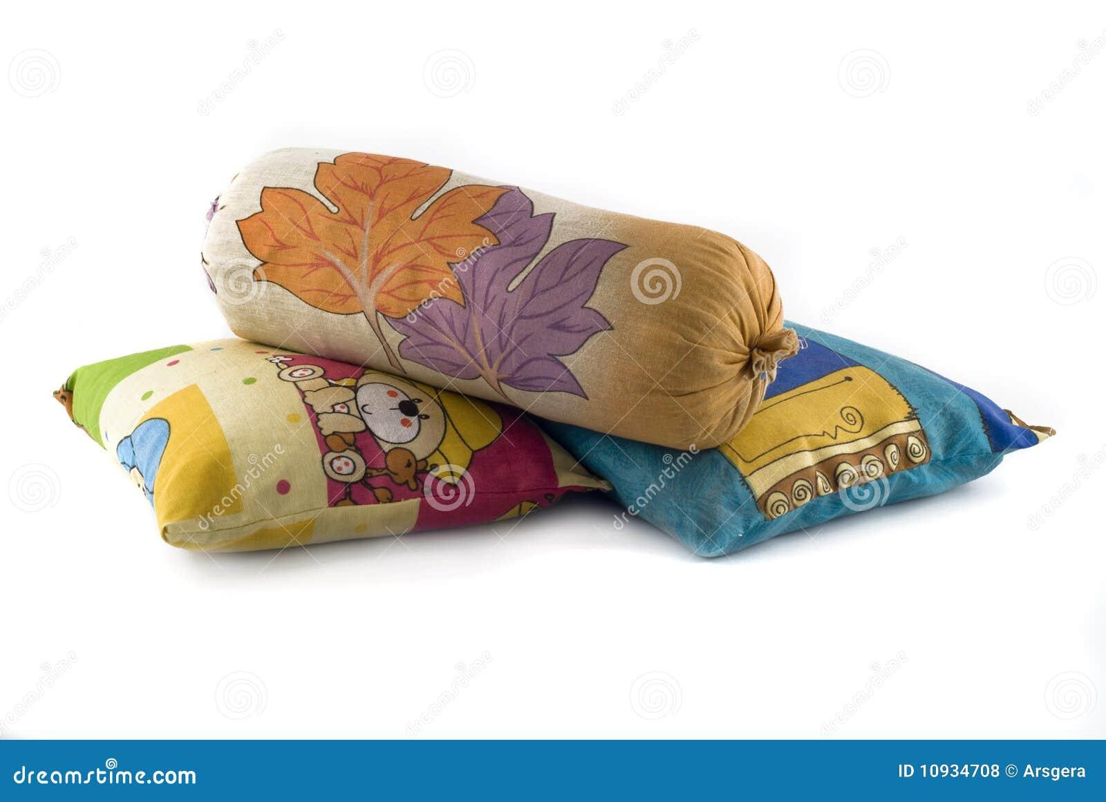 цветастая куча pillows 3