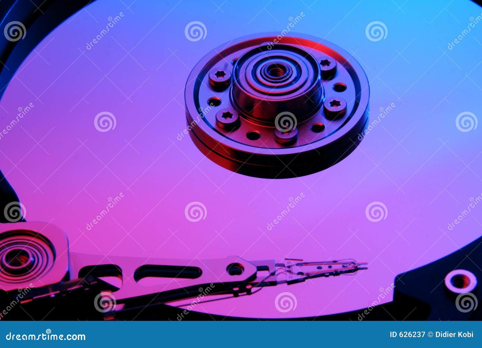 Download цветастый диск трудный стоковое изображение. изображение насчитывающей лилово - 626237