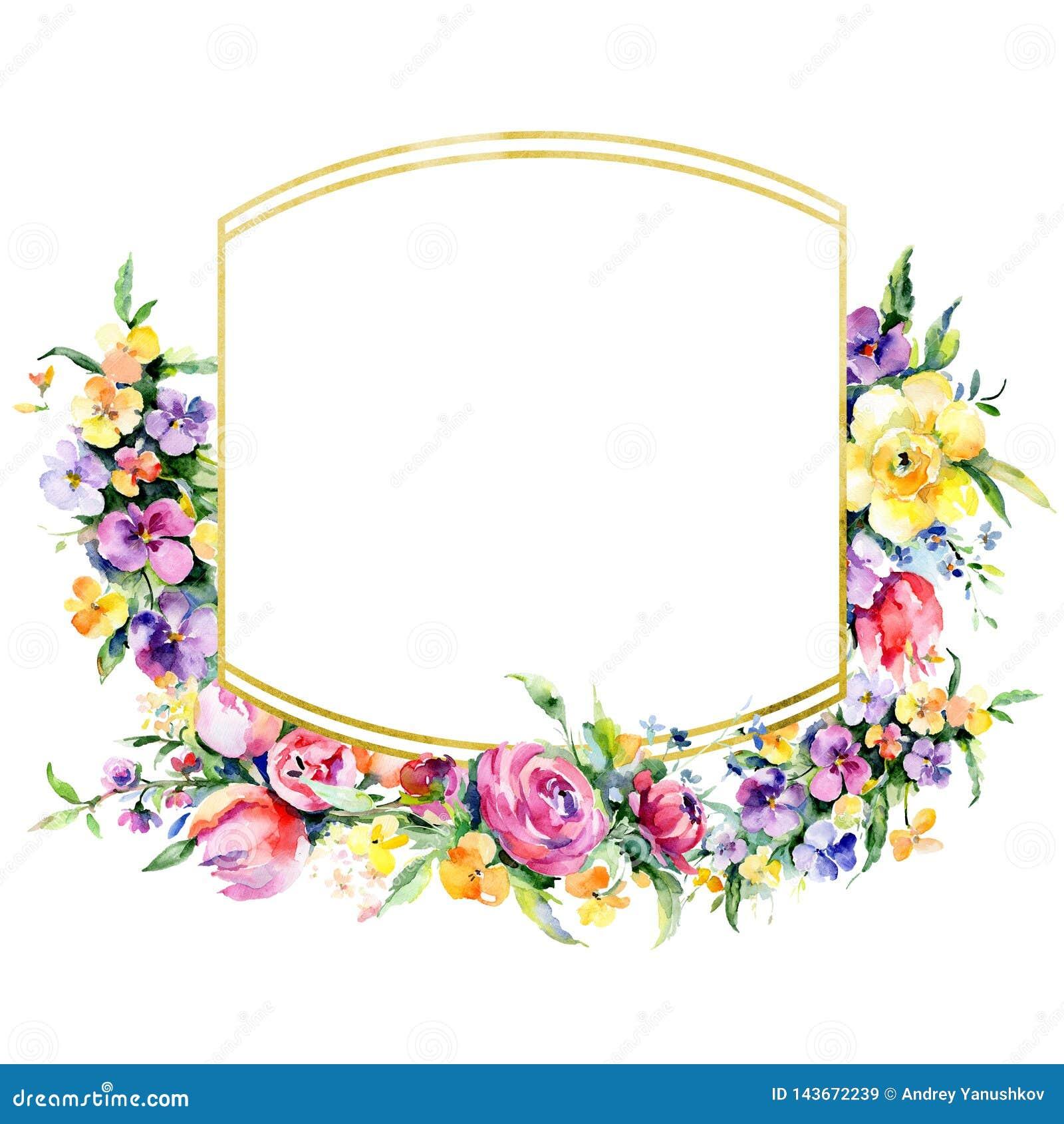 Цветки букетов флористические ботанические r E
