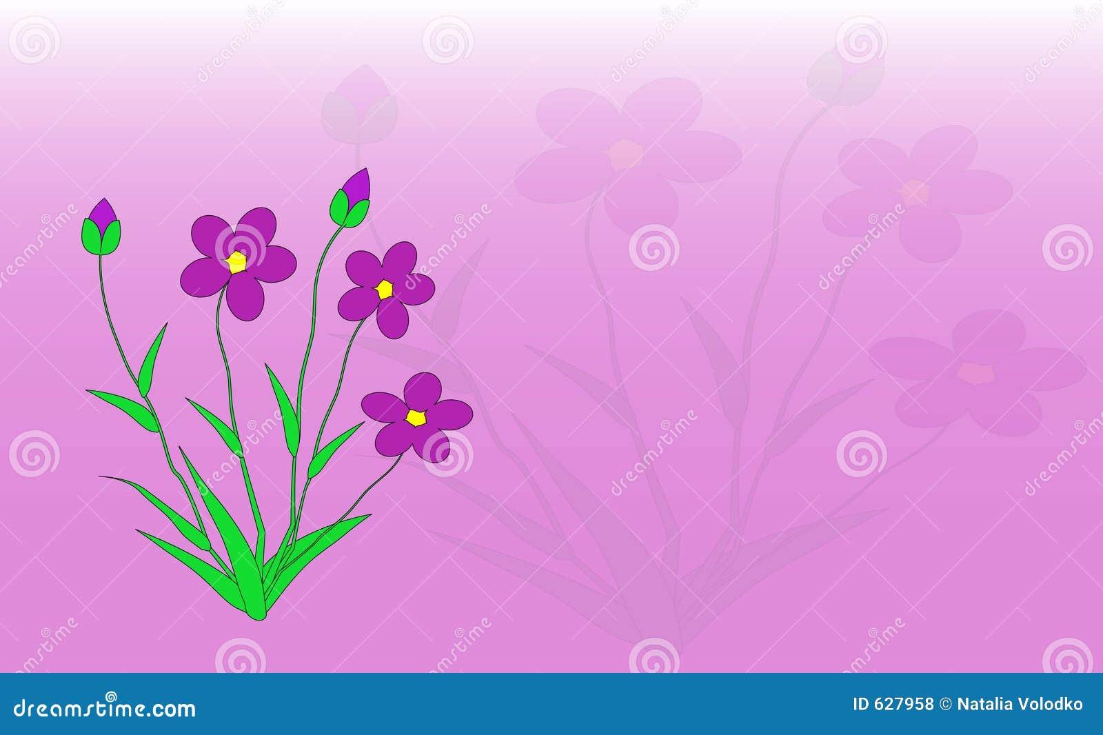 Download цветки иллюстрация штока. иллюстрации насчитывающей иллюстрация - 627958