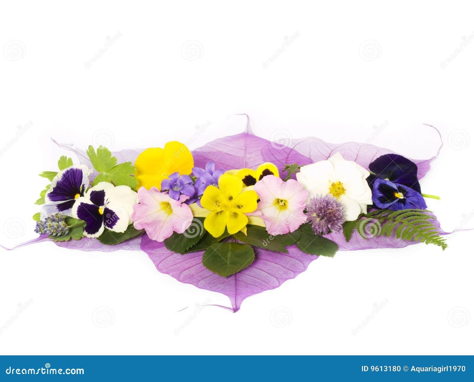 цветок украшения