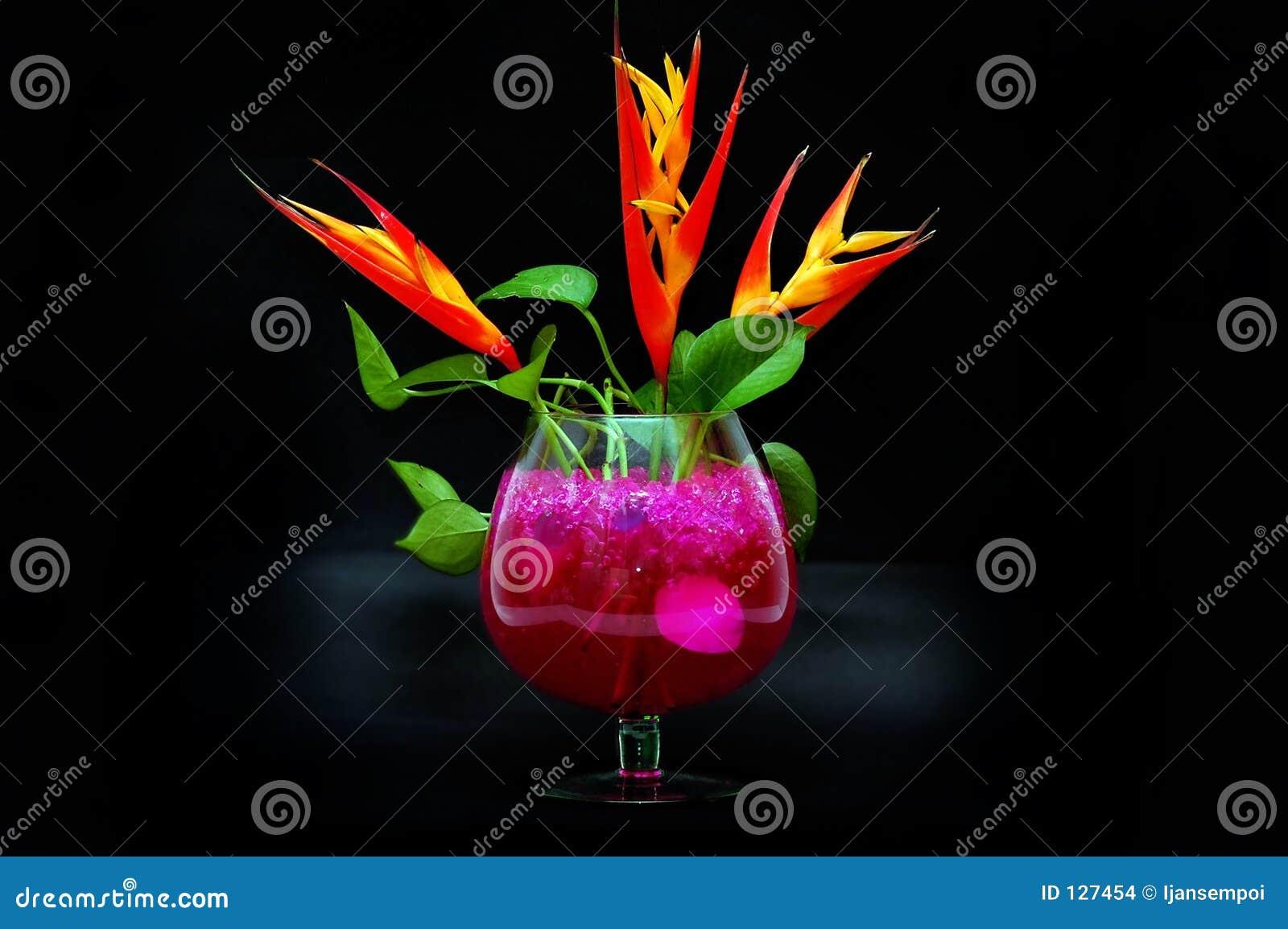 цветок deco
