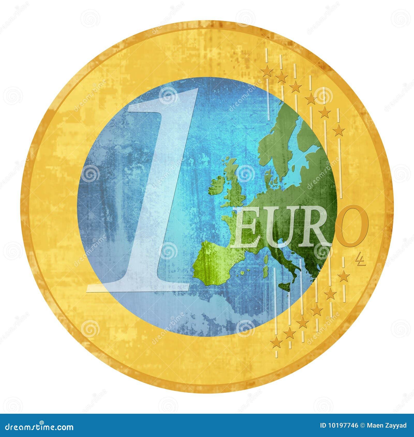 цена евро зеленое