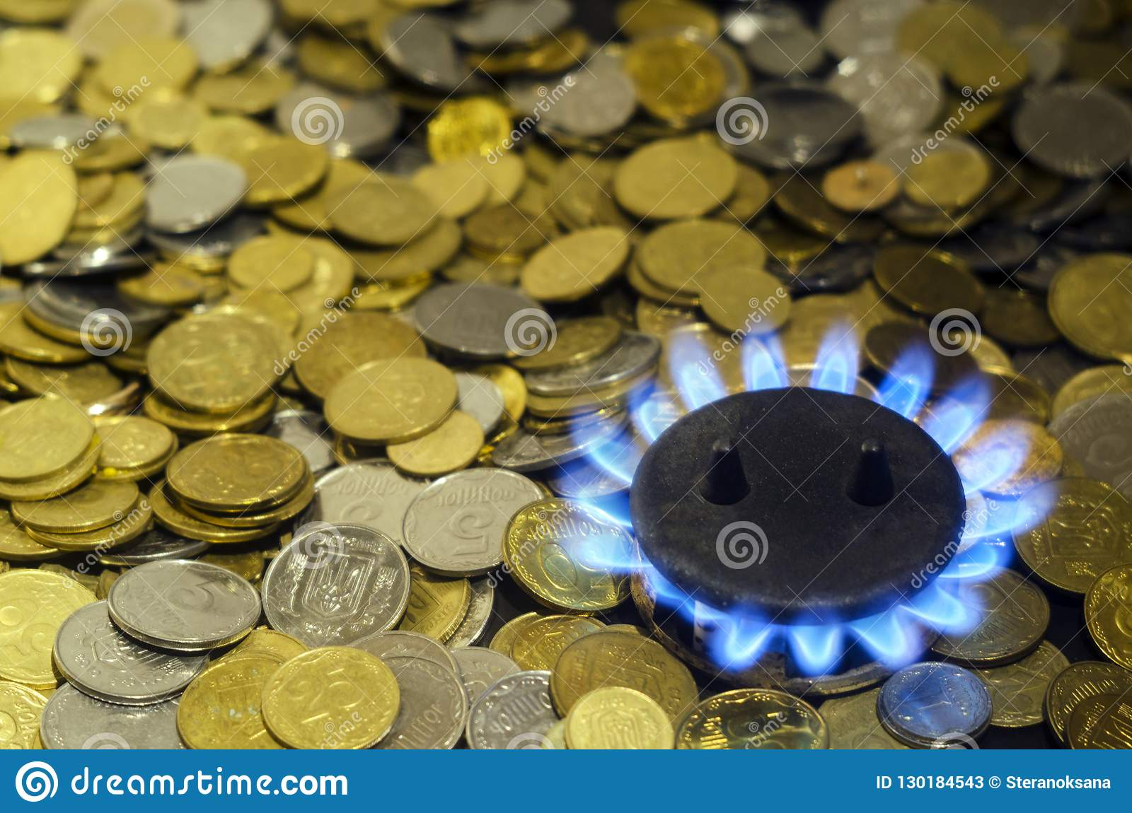 Цена природного газа более дорогая