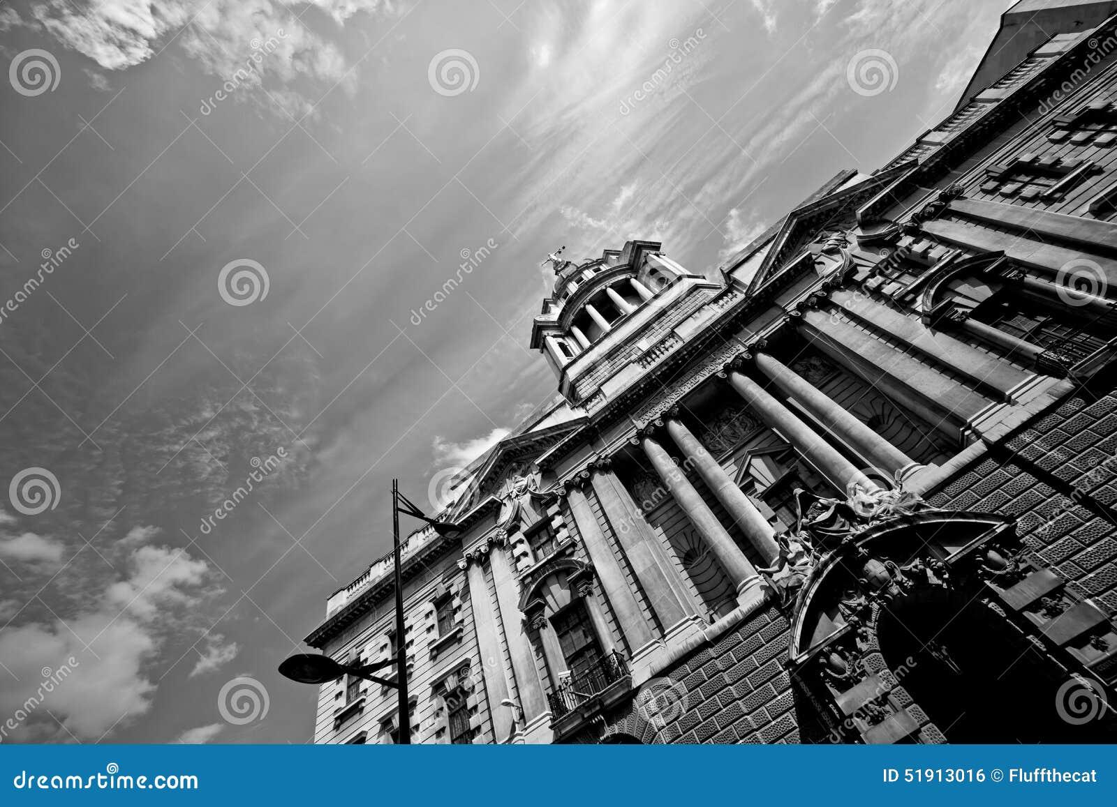 Центральные уголовные суды, Лондон