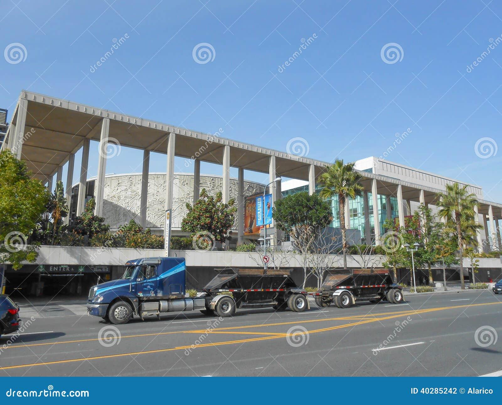 Центр нот Лос-Анджелес