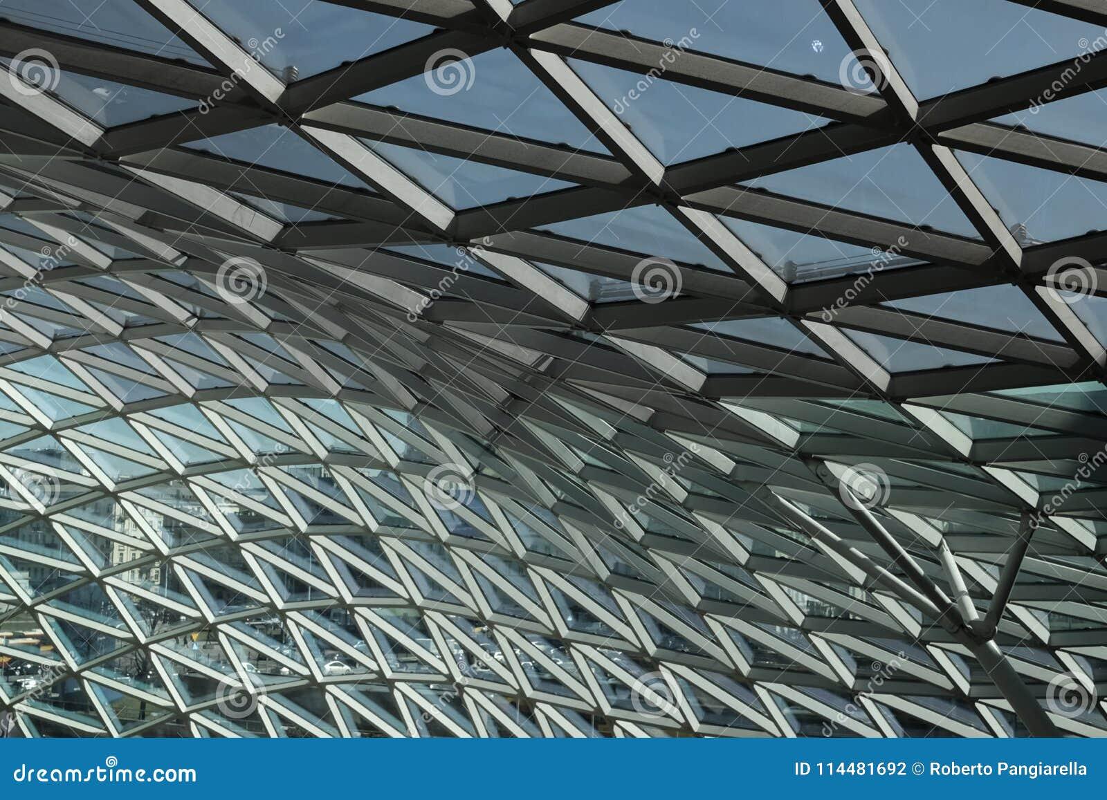 Центр современного потолка геометрический коммерчески