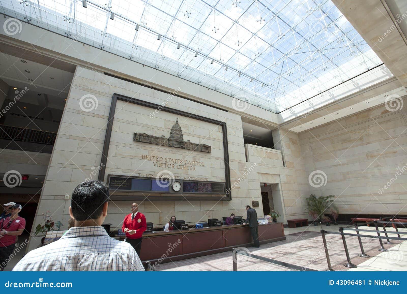 Центр для посетителей капитолия Соединенных Штатов