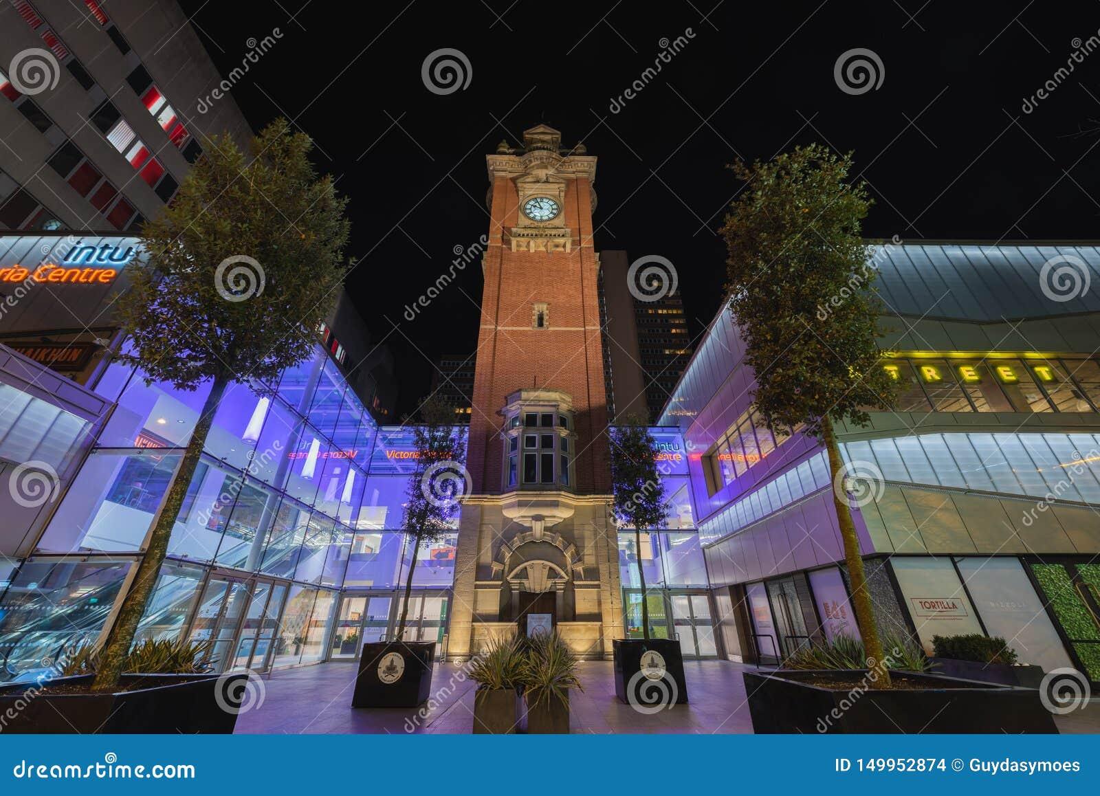 Центр Intu Виктория - Ноттингем