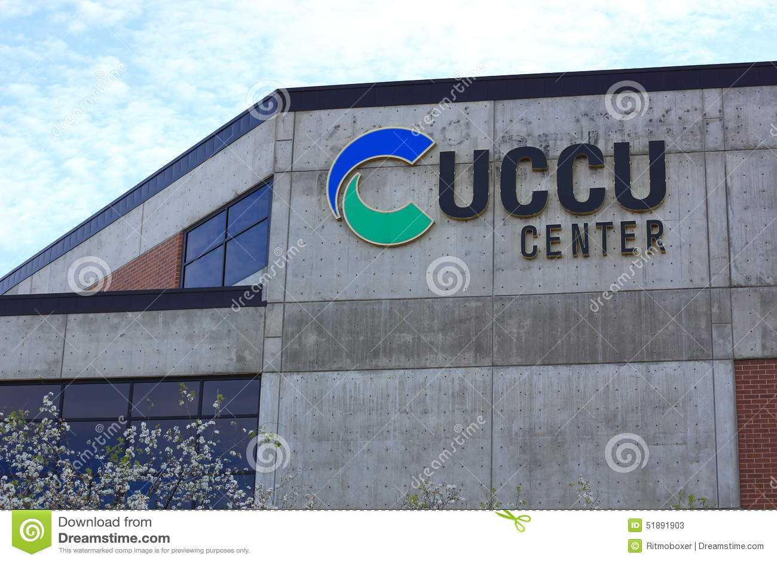 Центр UCCU в университете долины Юты