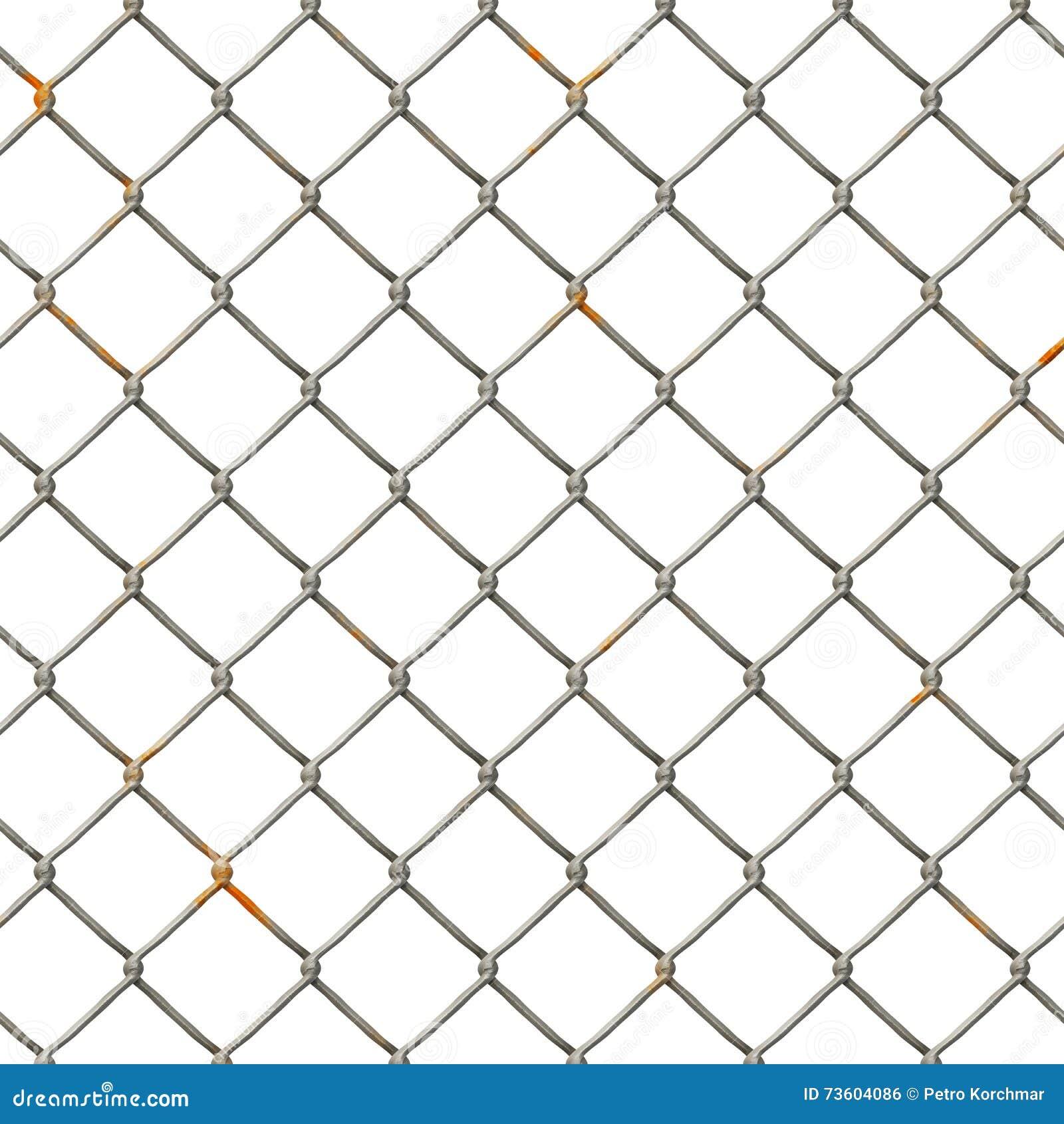 цепная загородка Стальная решетка