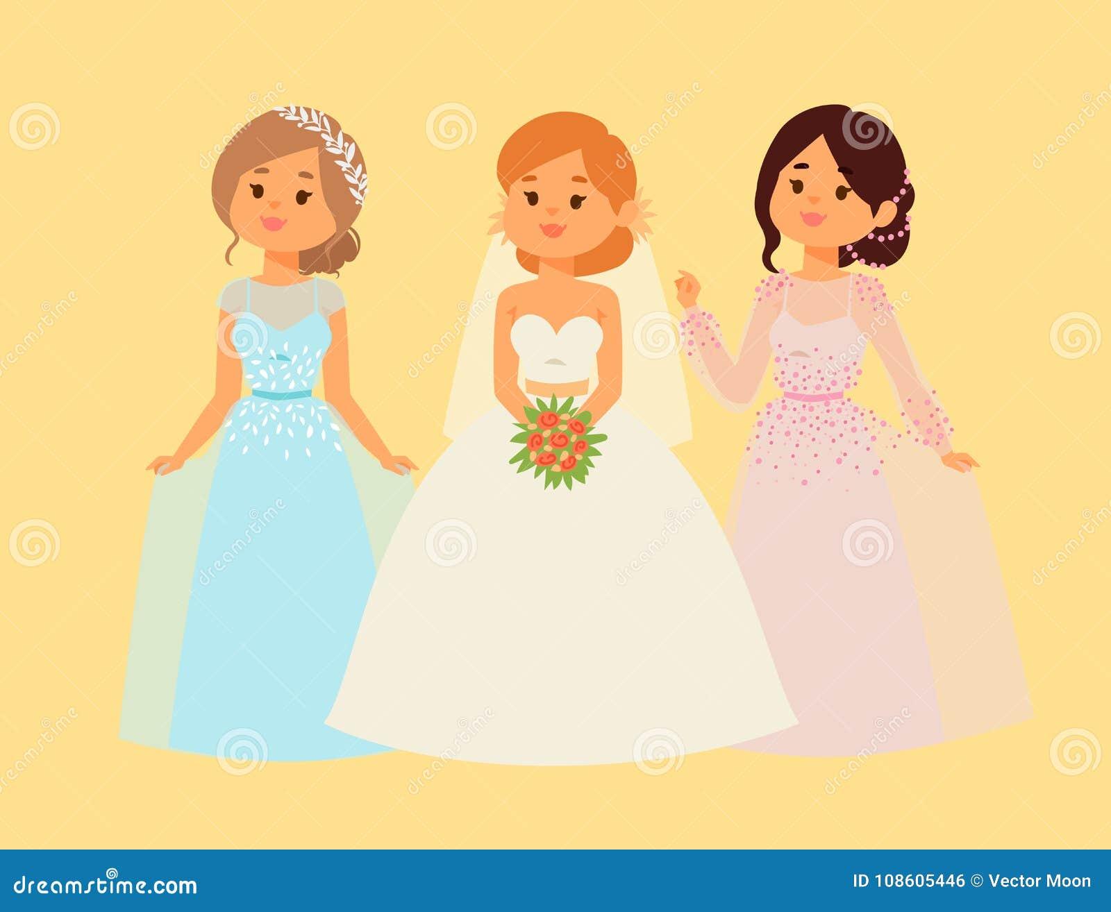 Женятся девушки